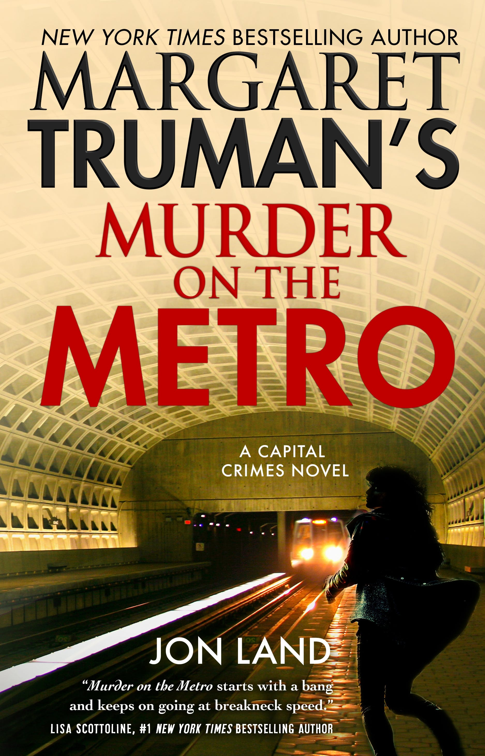 Image of Margaret Truman's Murder on the Metro