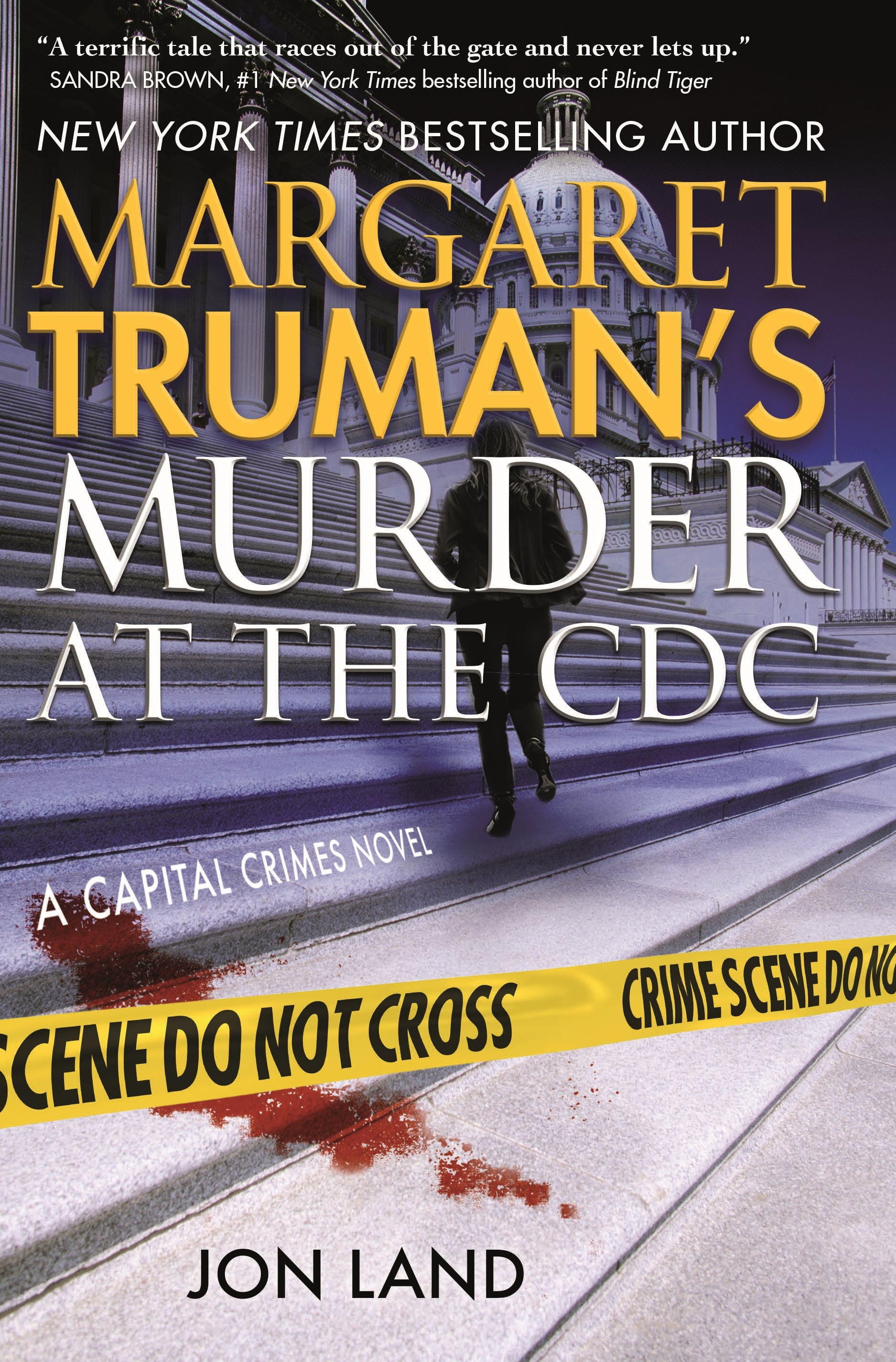 Image of Margaret Truman's Murder at the CDC