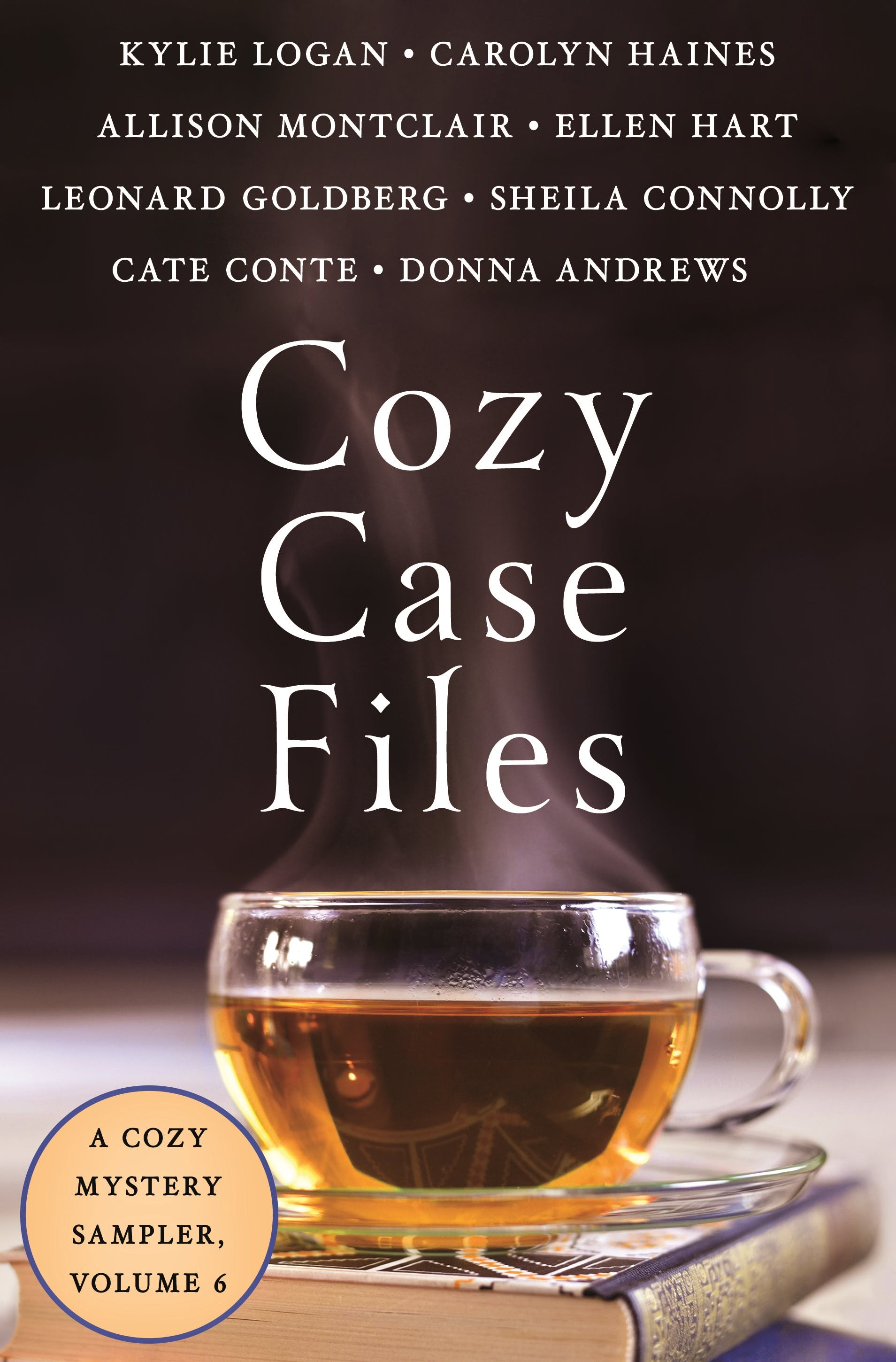 Image of Cozy Case Files: A Cozy Mystery Sampler, Volume 6