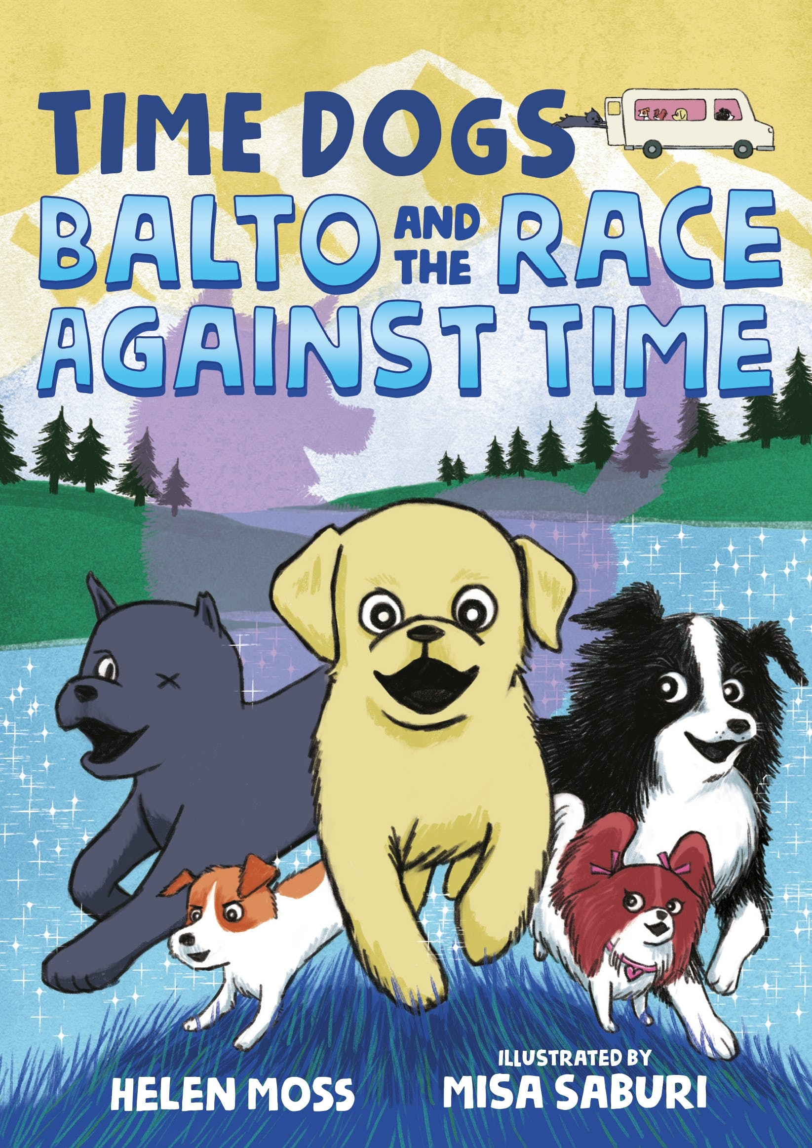 Image of Time Dogs: Balto and the Race Against Time