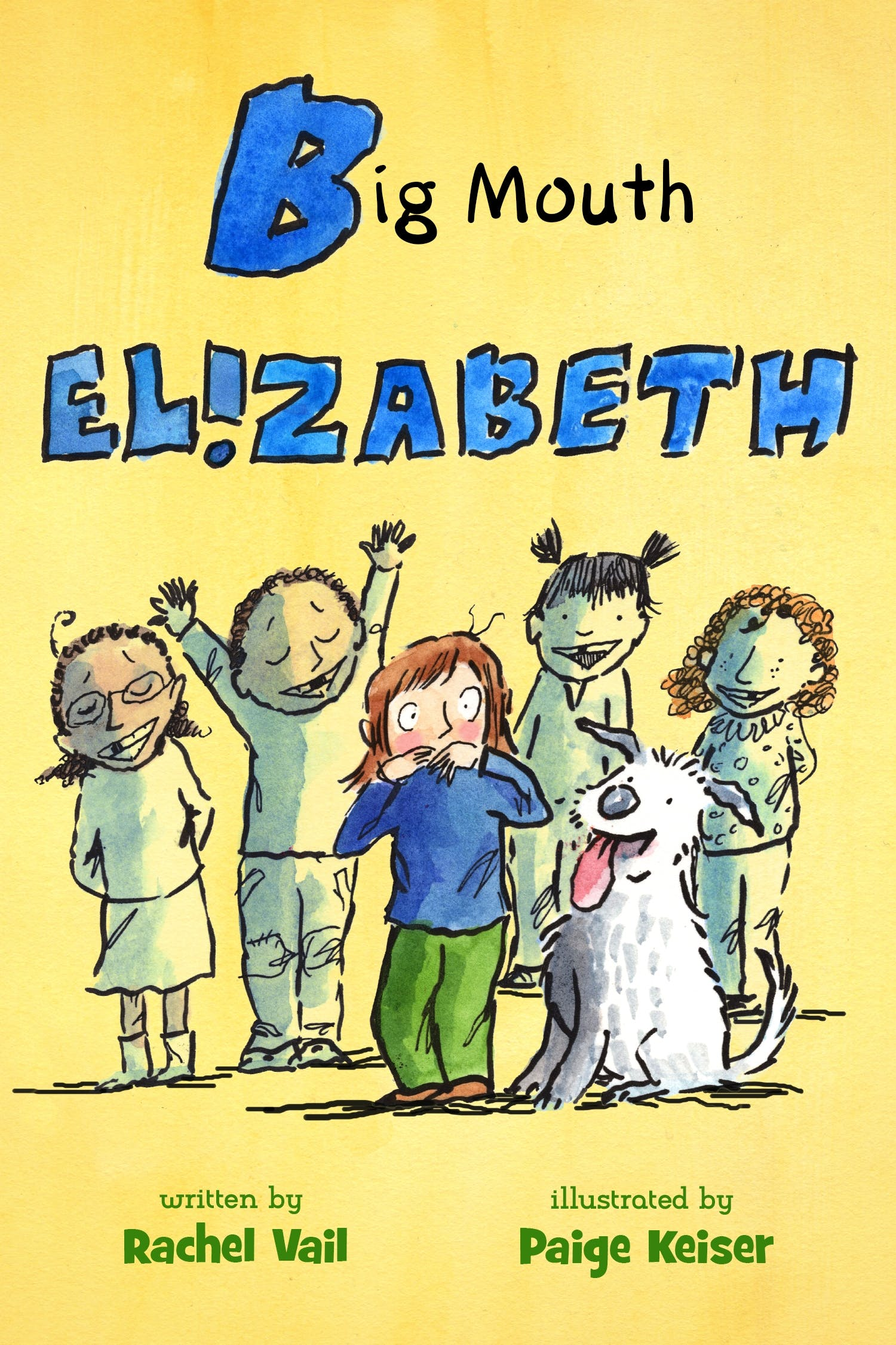 Image of Big Mouth Elizabeth