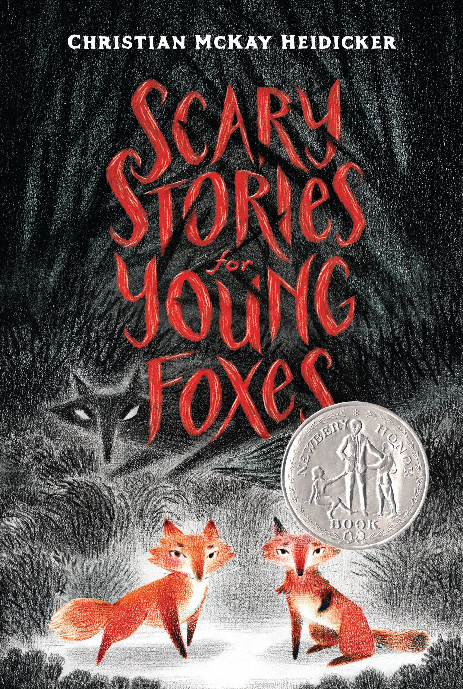 Image of Scary Stories for Young Foxes