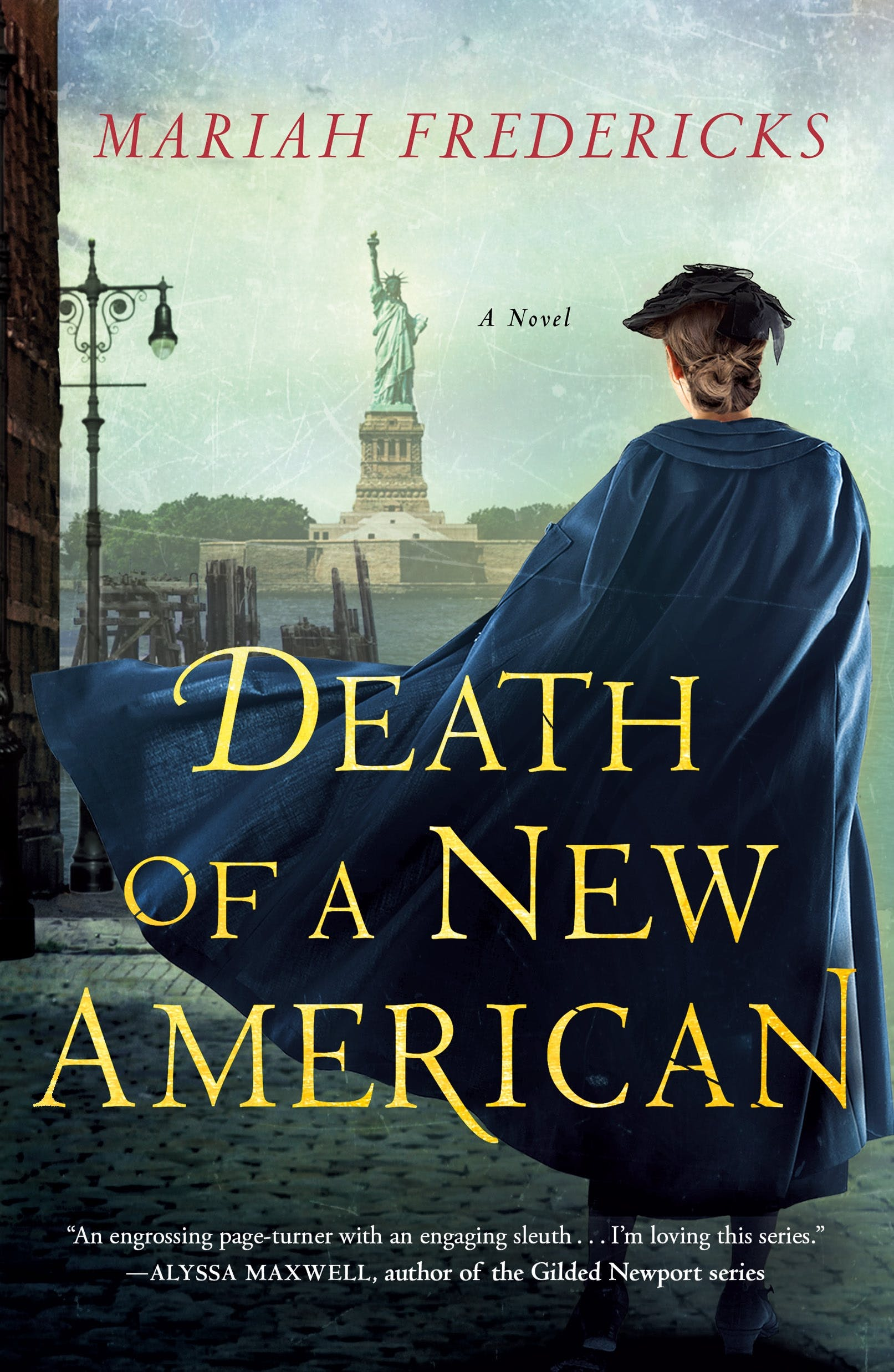 Image of Death of a New American