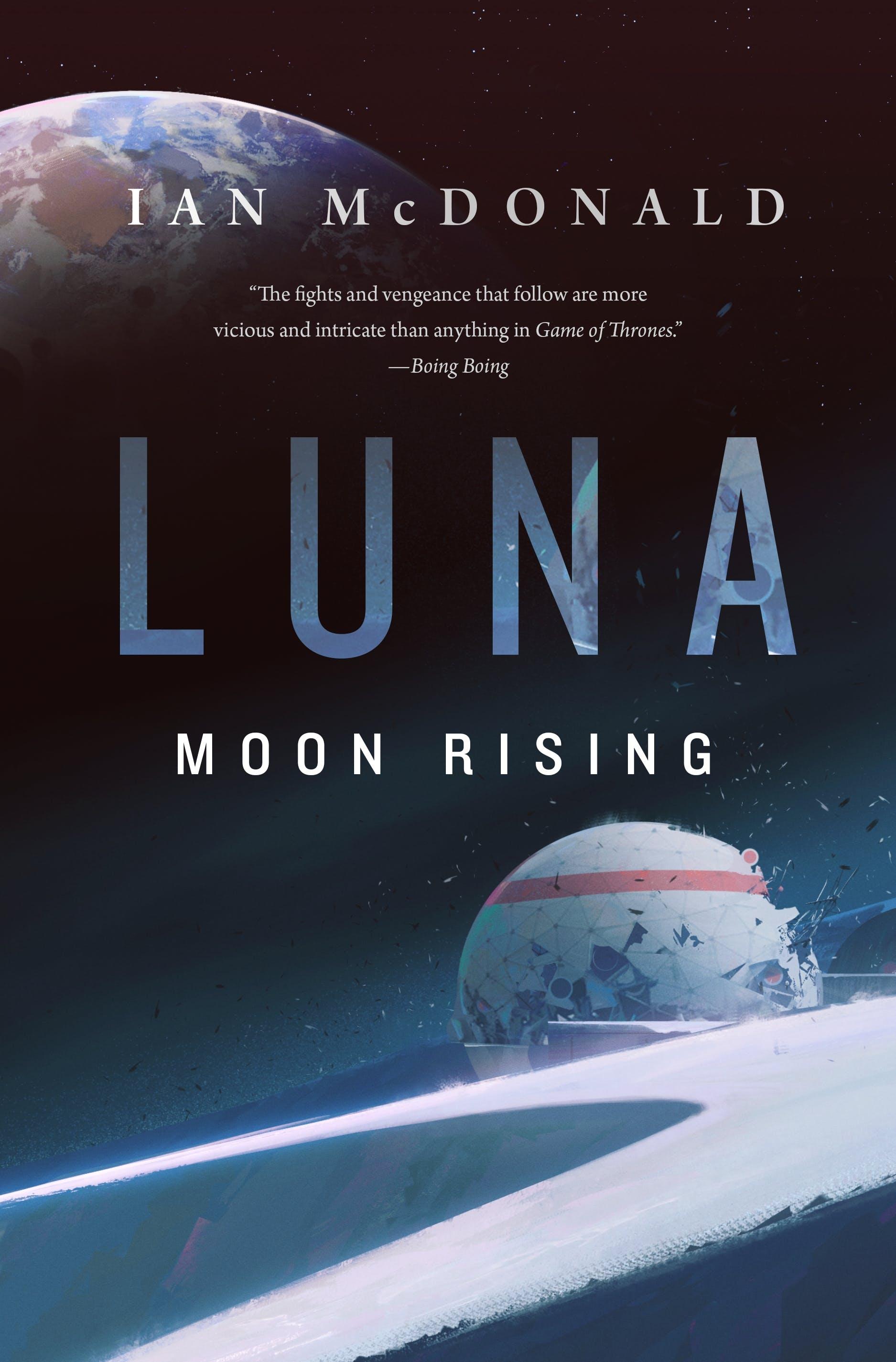 Image of Luna: Moon Rising