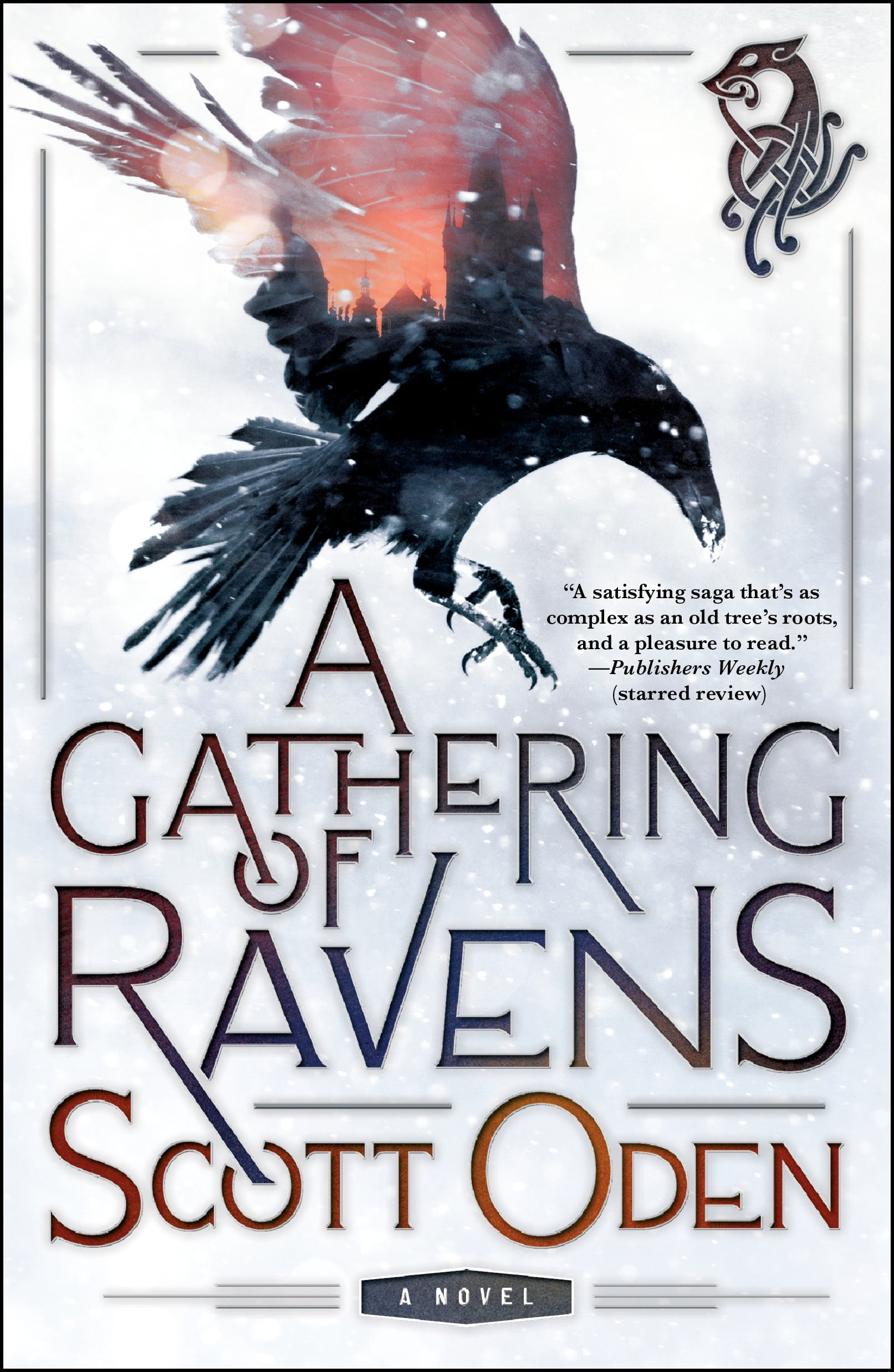 Image of A Gathering of Ravens
