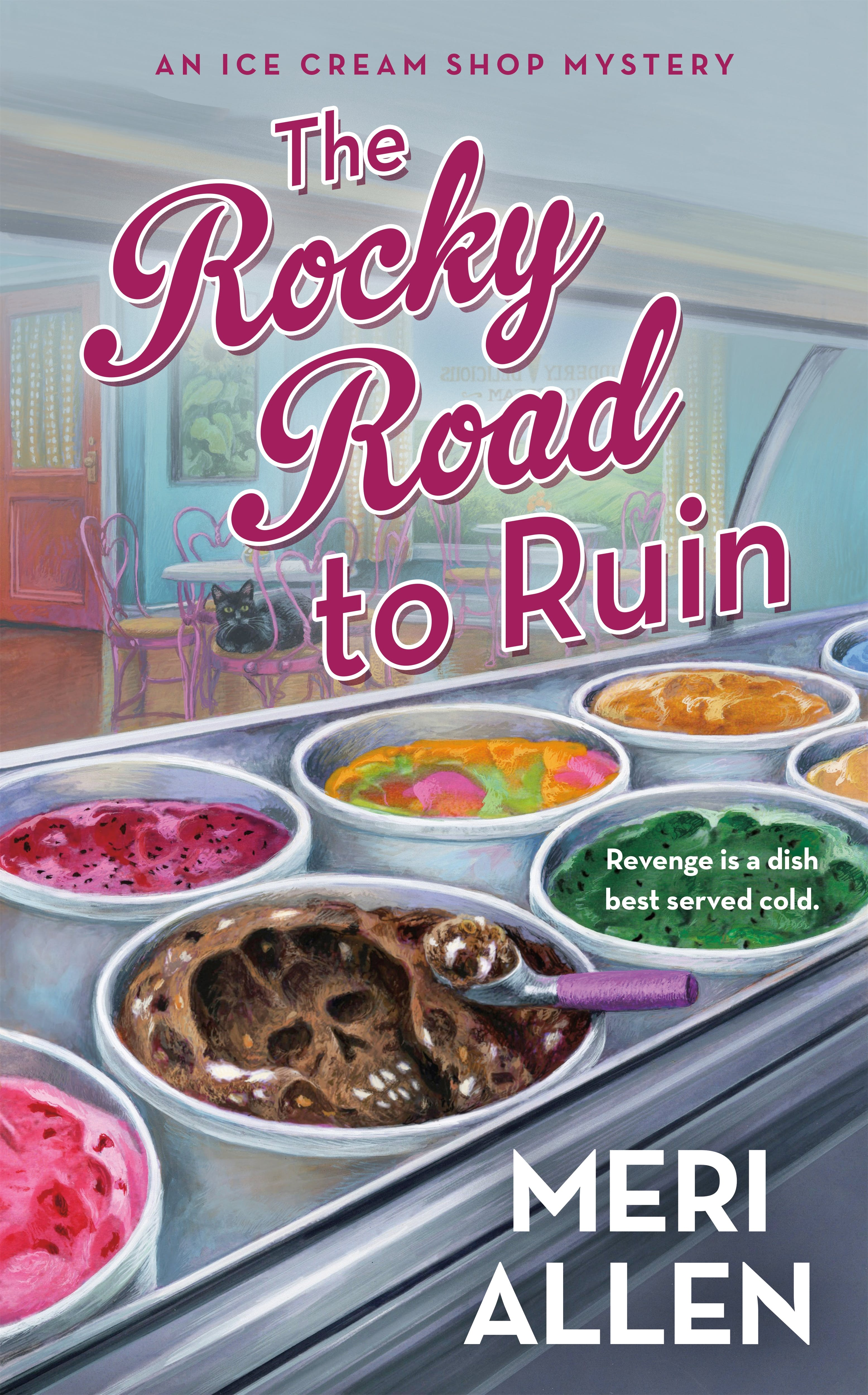 Image of The Rocky Road to Ruin