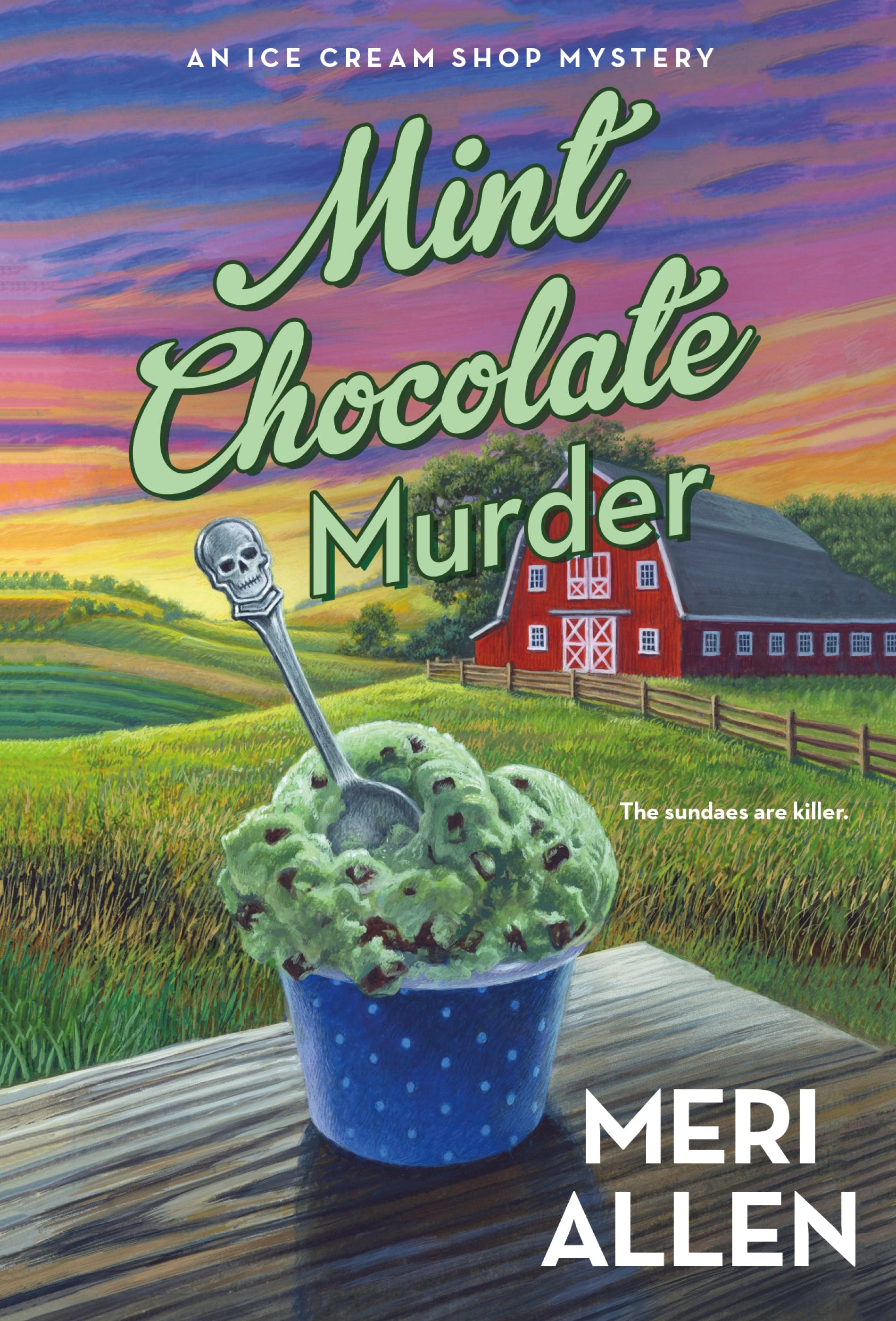 Image of Mint Chocolate Murder
