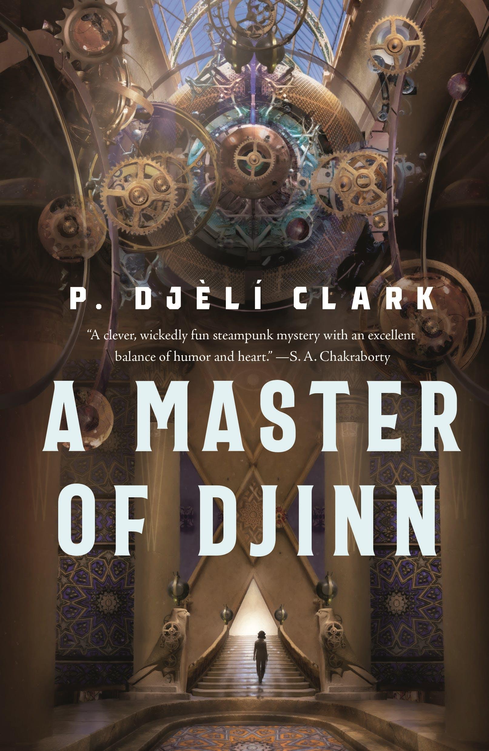 Image of A Master of Djinn