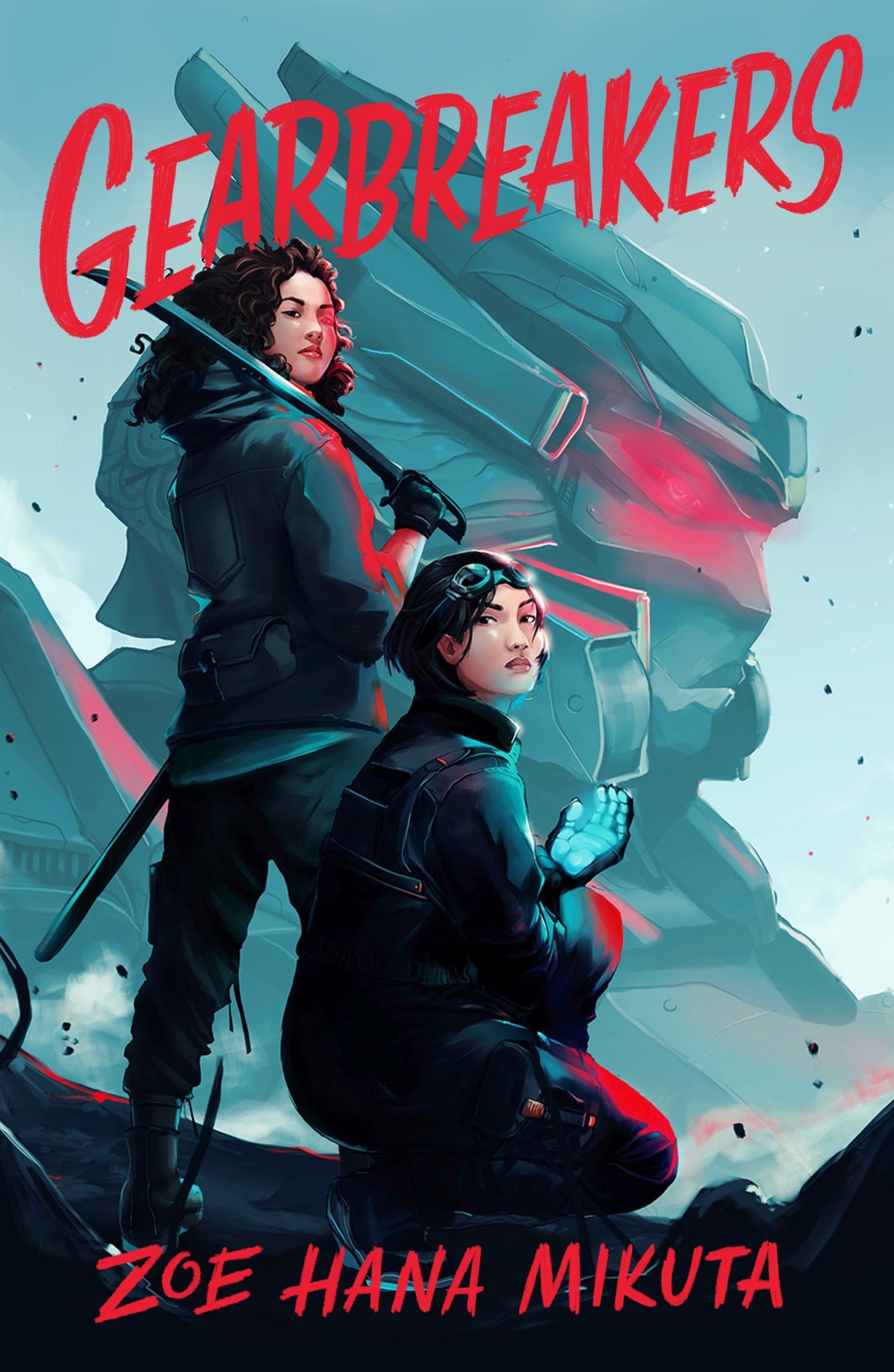 Image of Gearbreakers