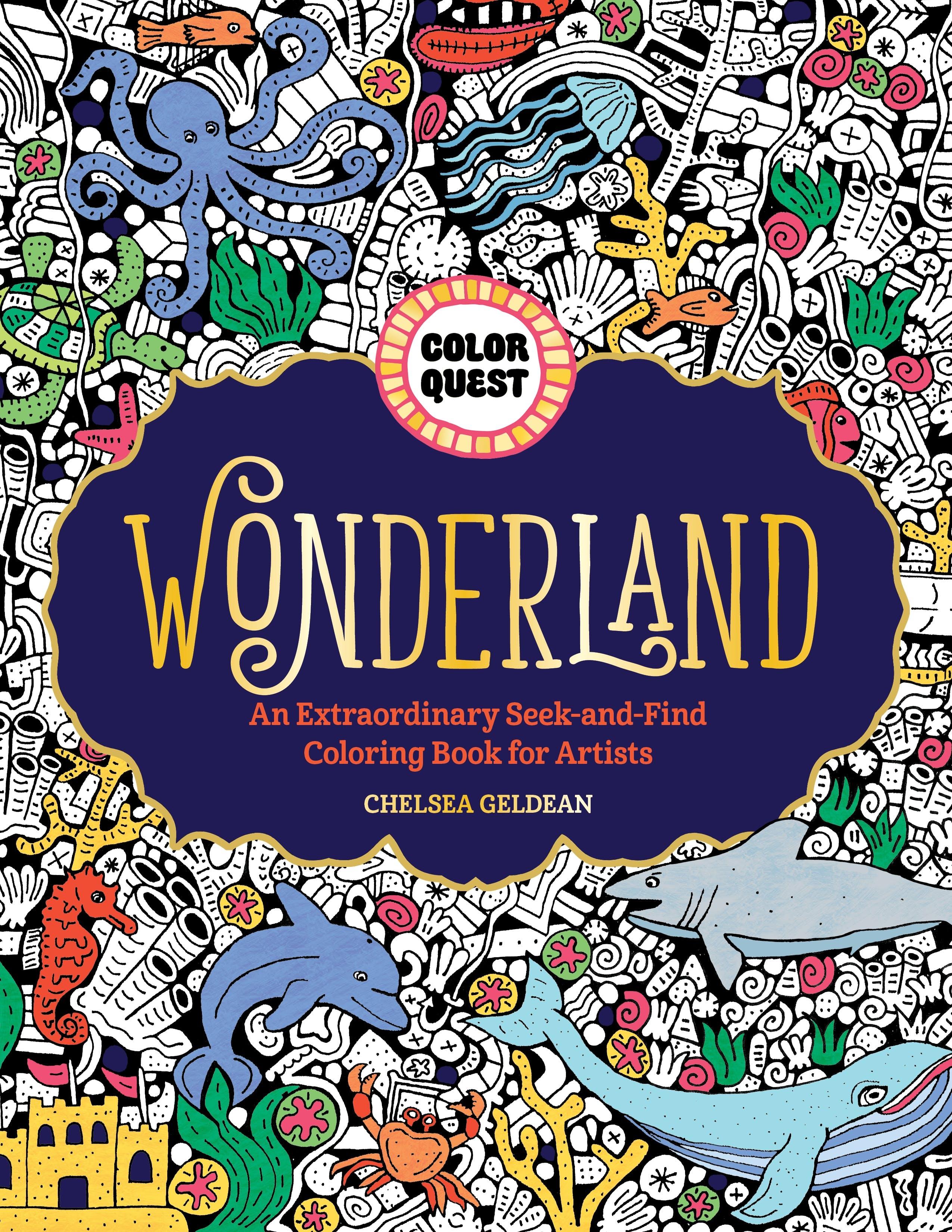 Image of Color Quest: Wonderland