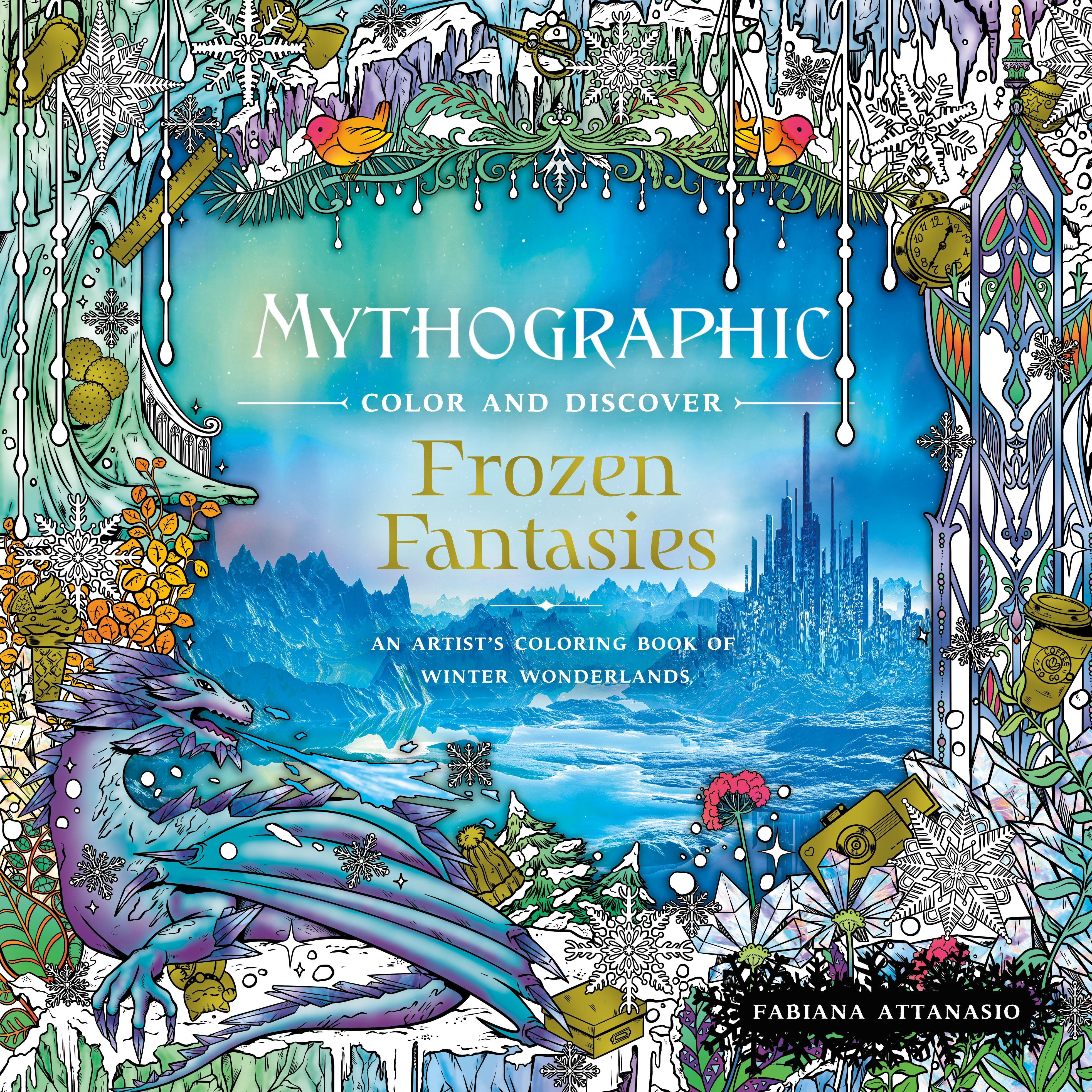 Image of Mythographic Color and Discover: Frozen Fantasies