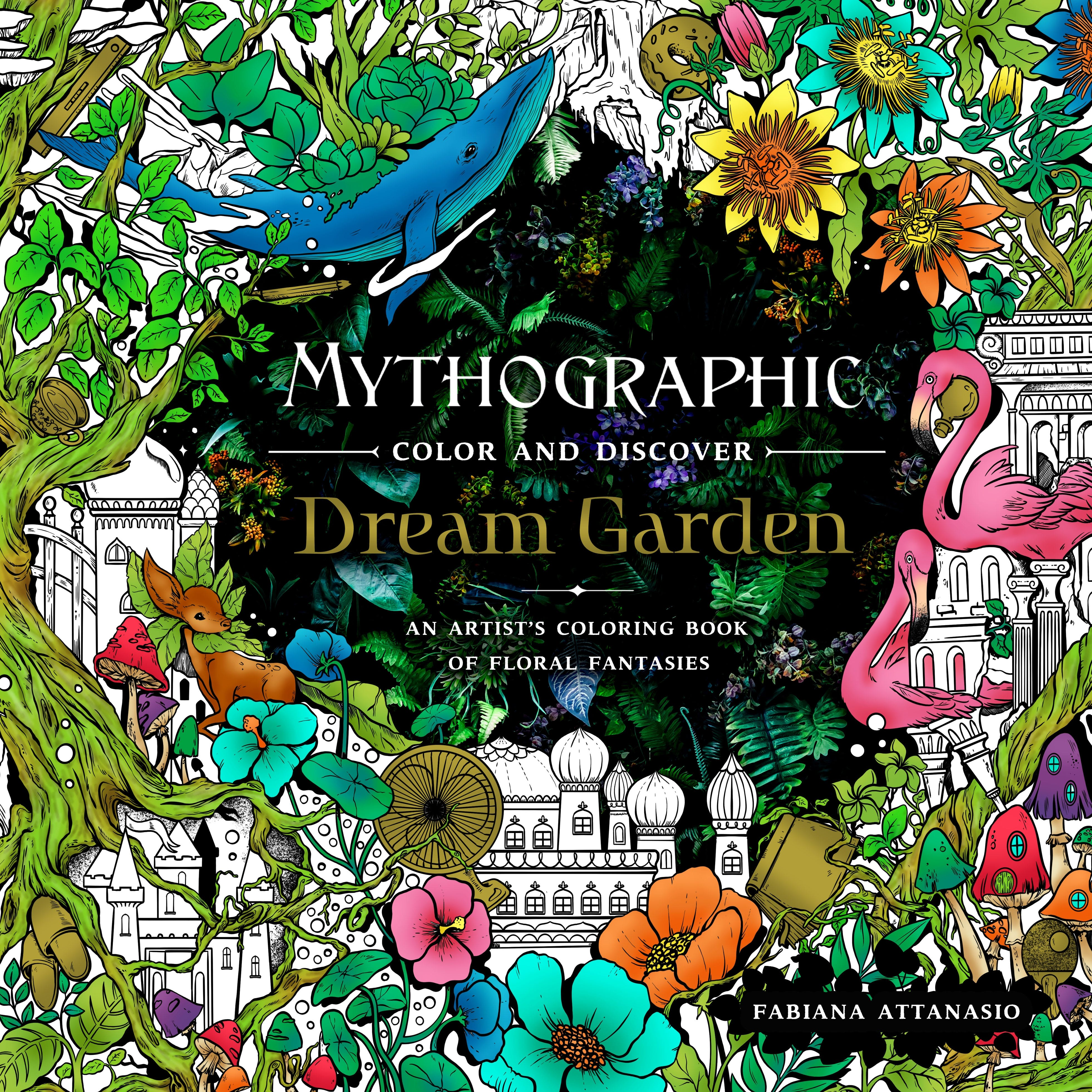 Image of Mythographic Color and Discover: Dream Garden