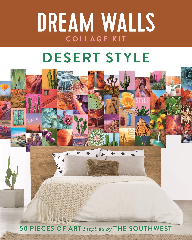 Image of Dream Walls Collage Kit: Desert Style