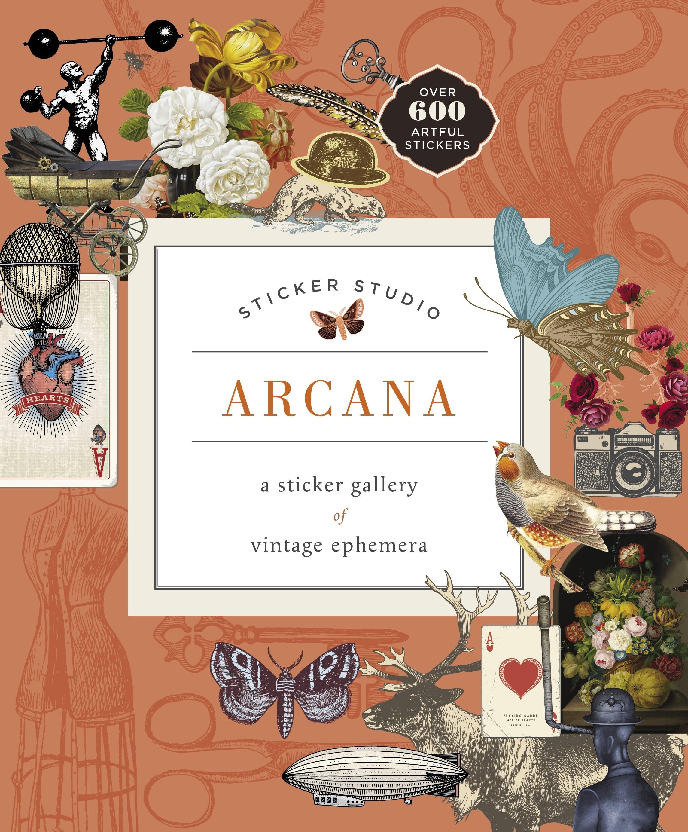 Image of Sticker Studio: Arcana