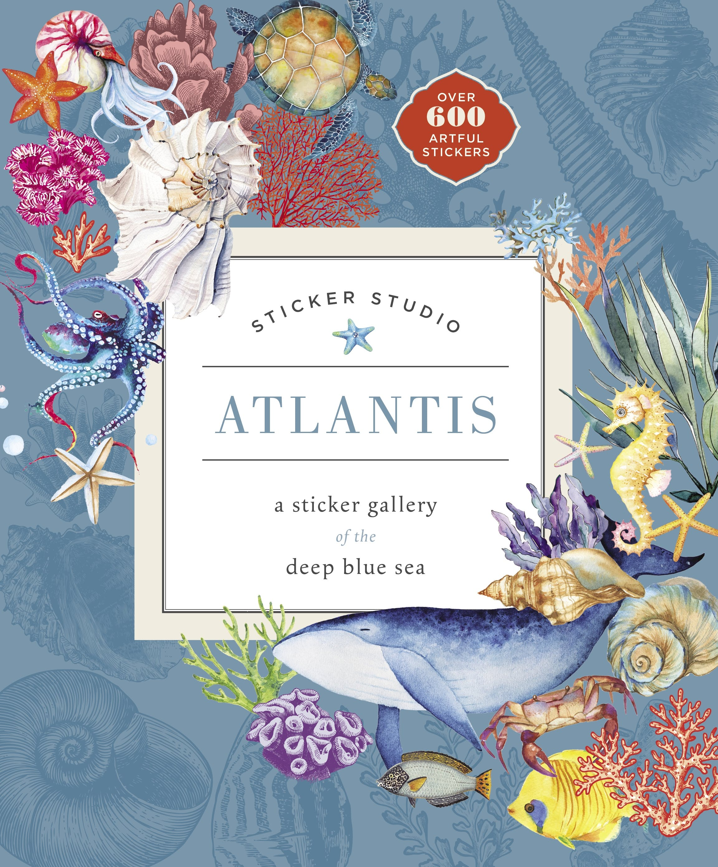 Image of Sticker Studio: Atlantis
