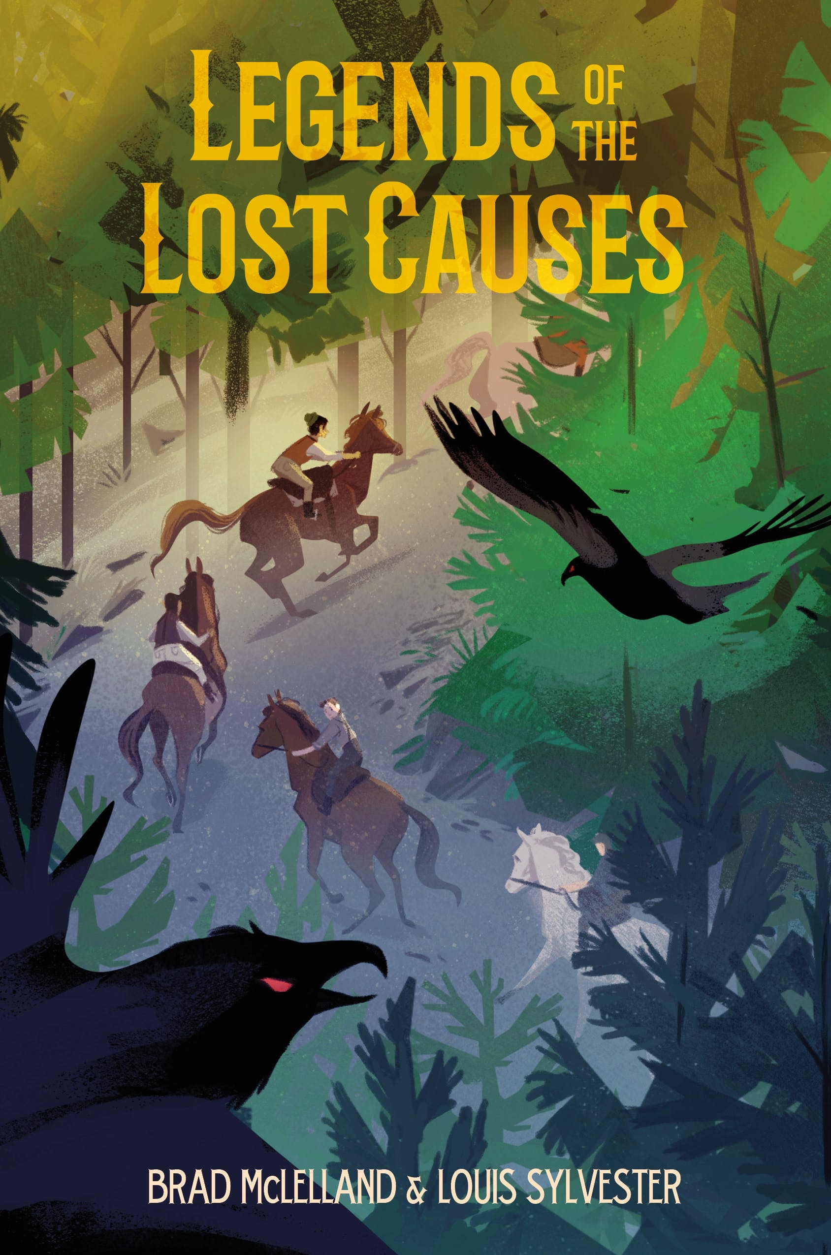 Image of Legends of the Lost Causes