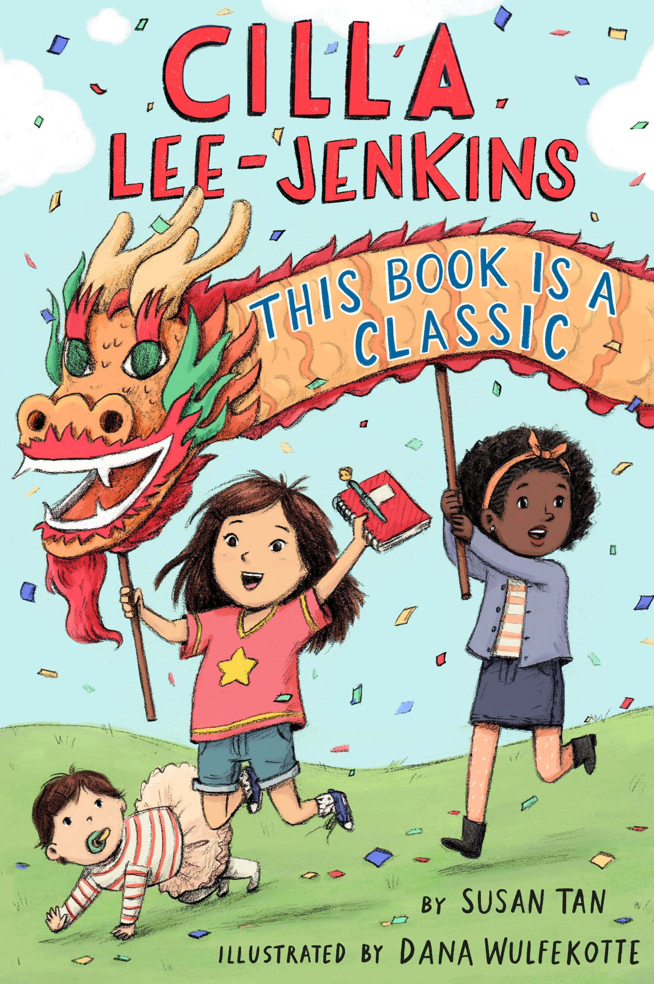 Image of Cilla Lee-Jenkins: This Book Is a Classic