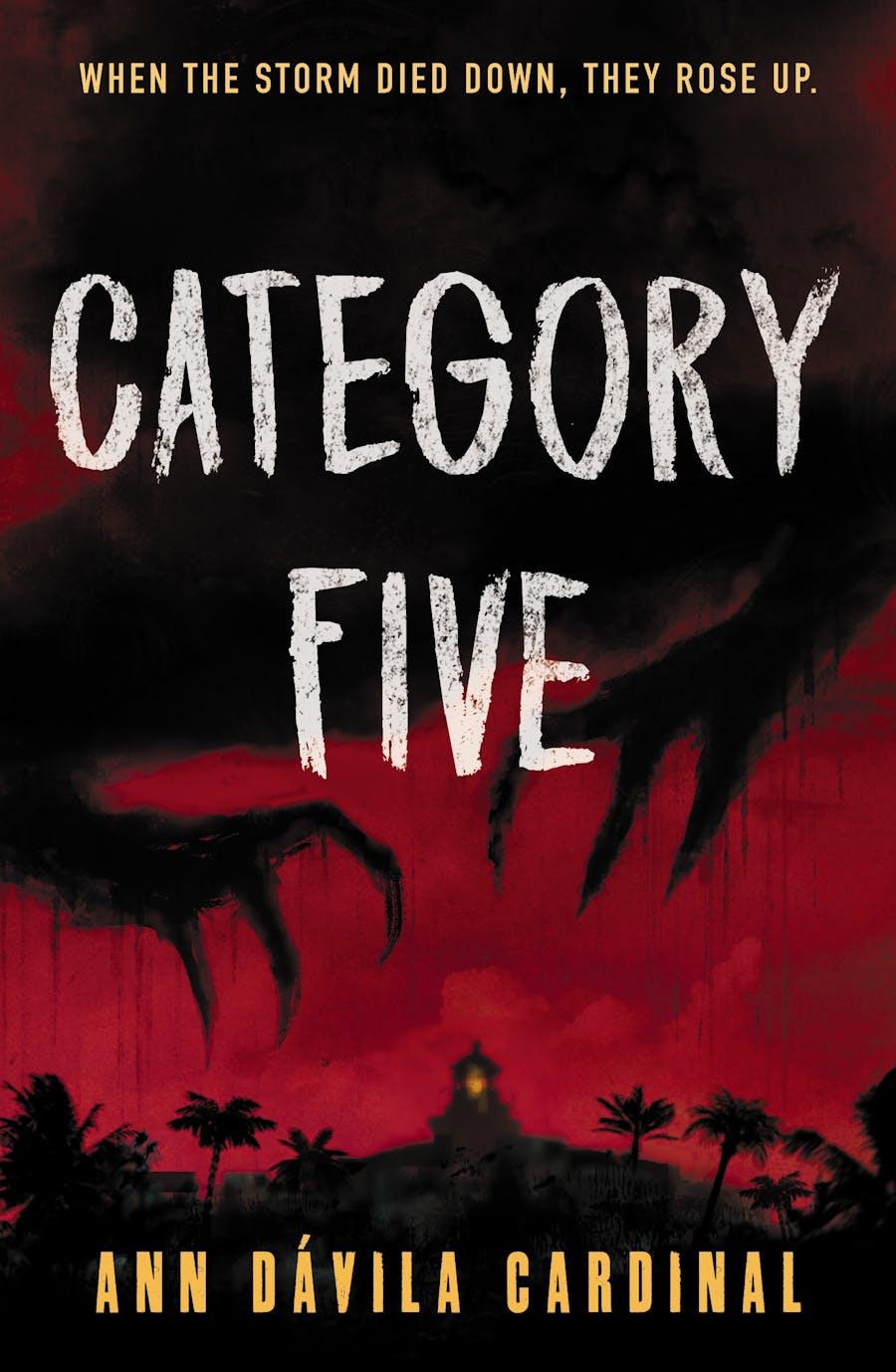 Category Five by Ann Dávila Cardinal