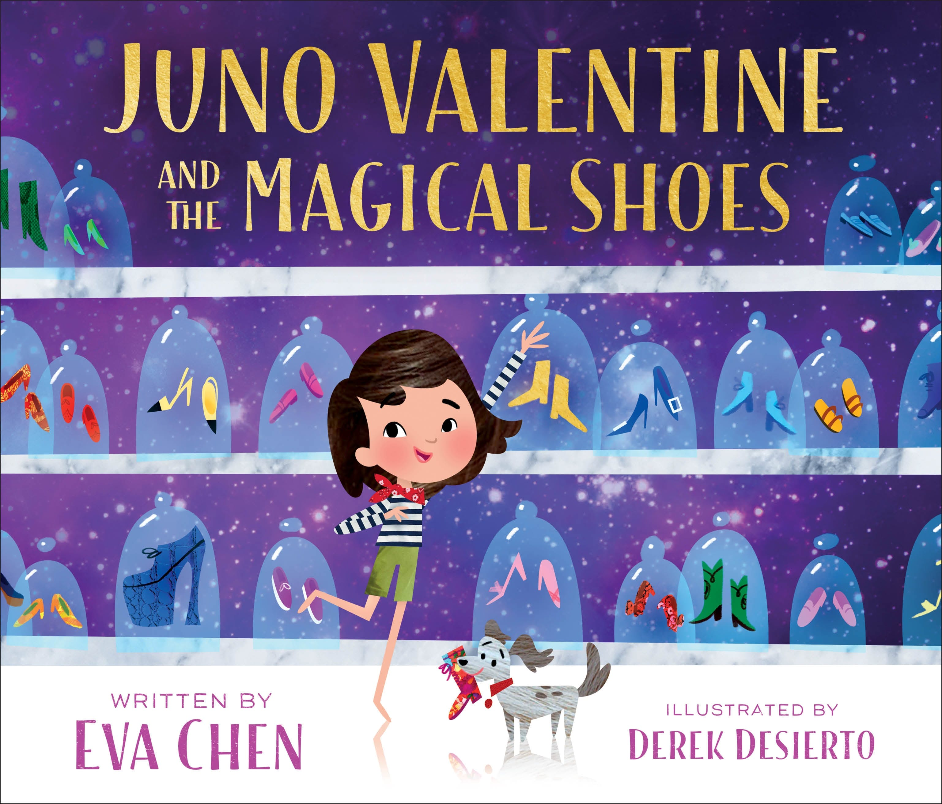 Image of Juno Valentine and the Magical Shoes