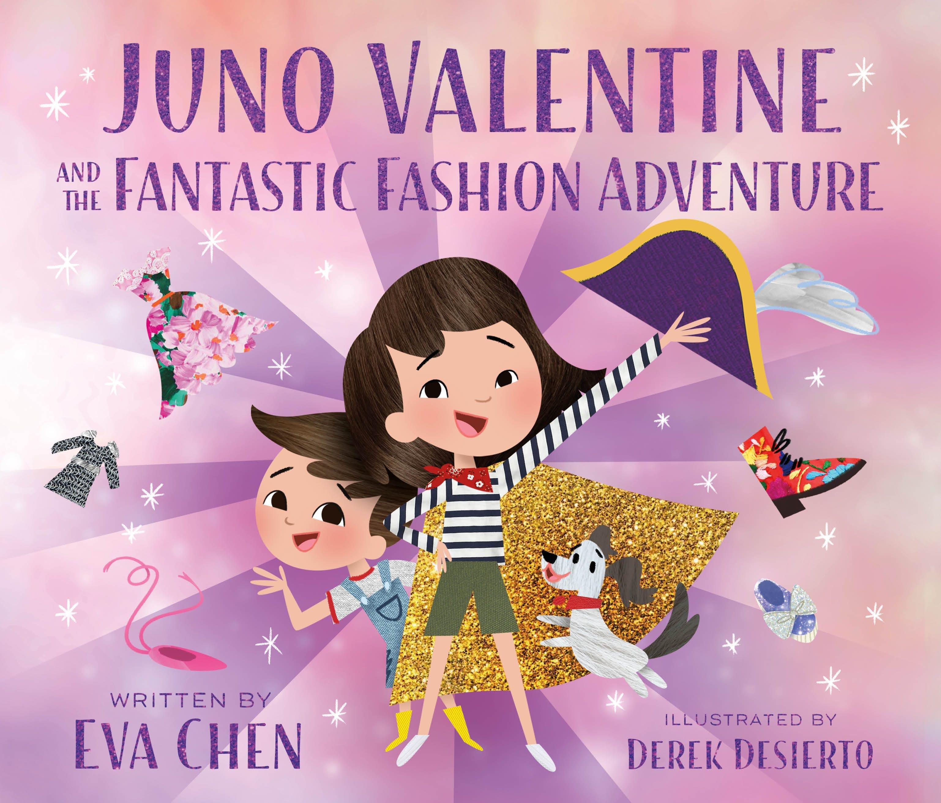 Image of Juno Valentine and the Fantastic Fashion Adventure