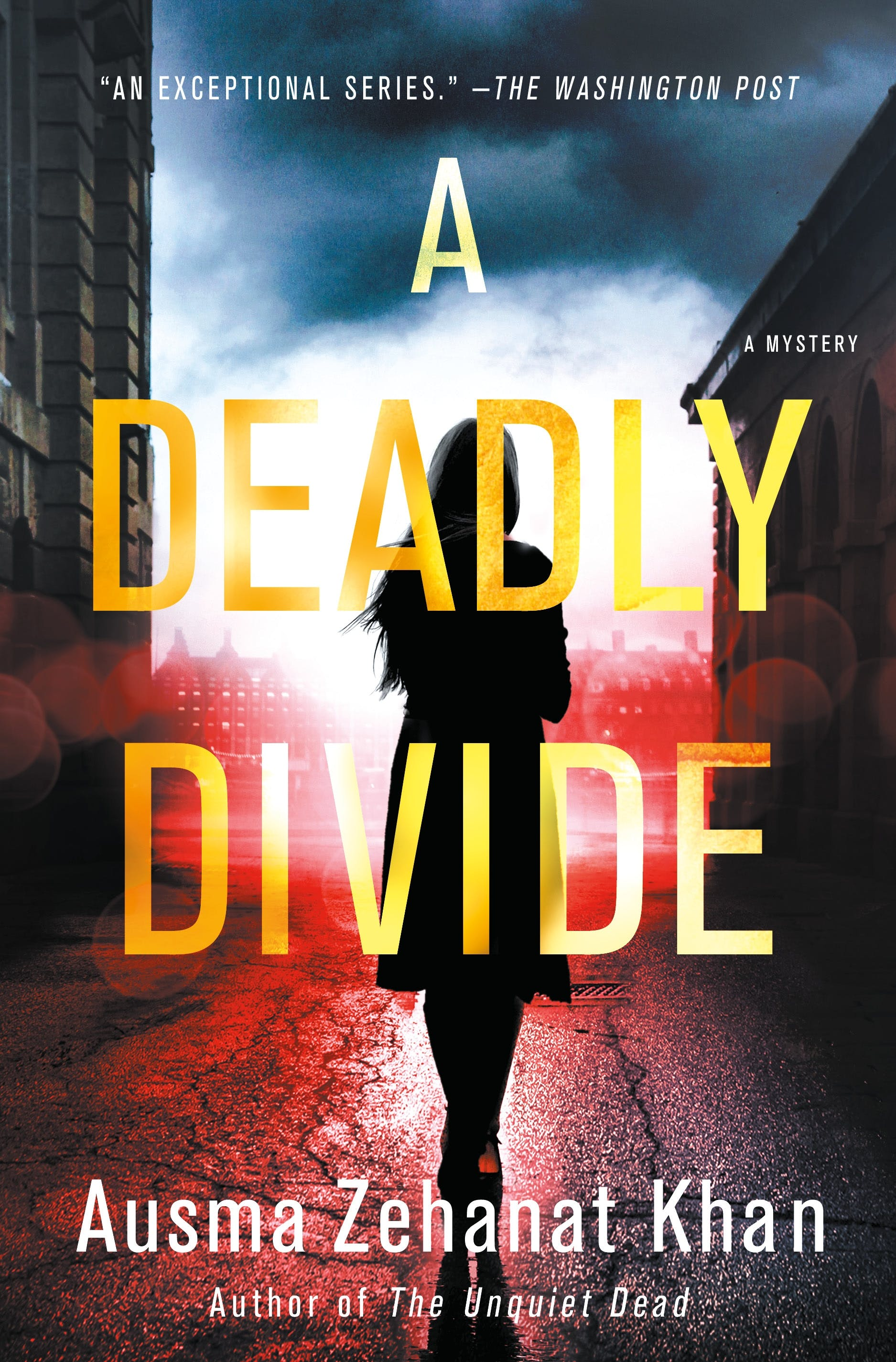 Image of A Deadly Divide