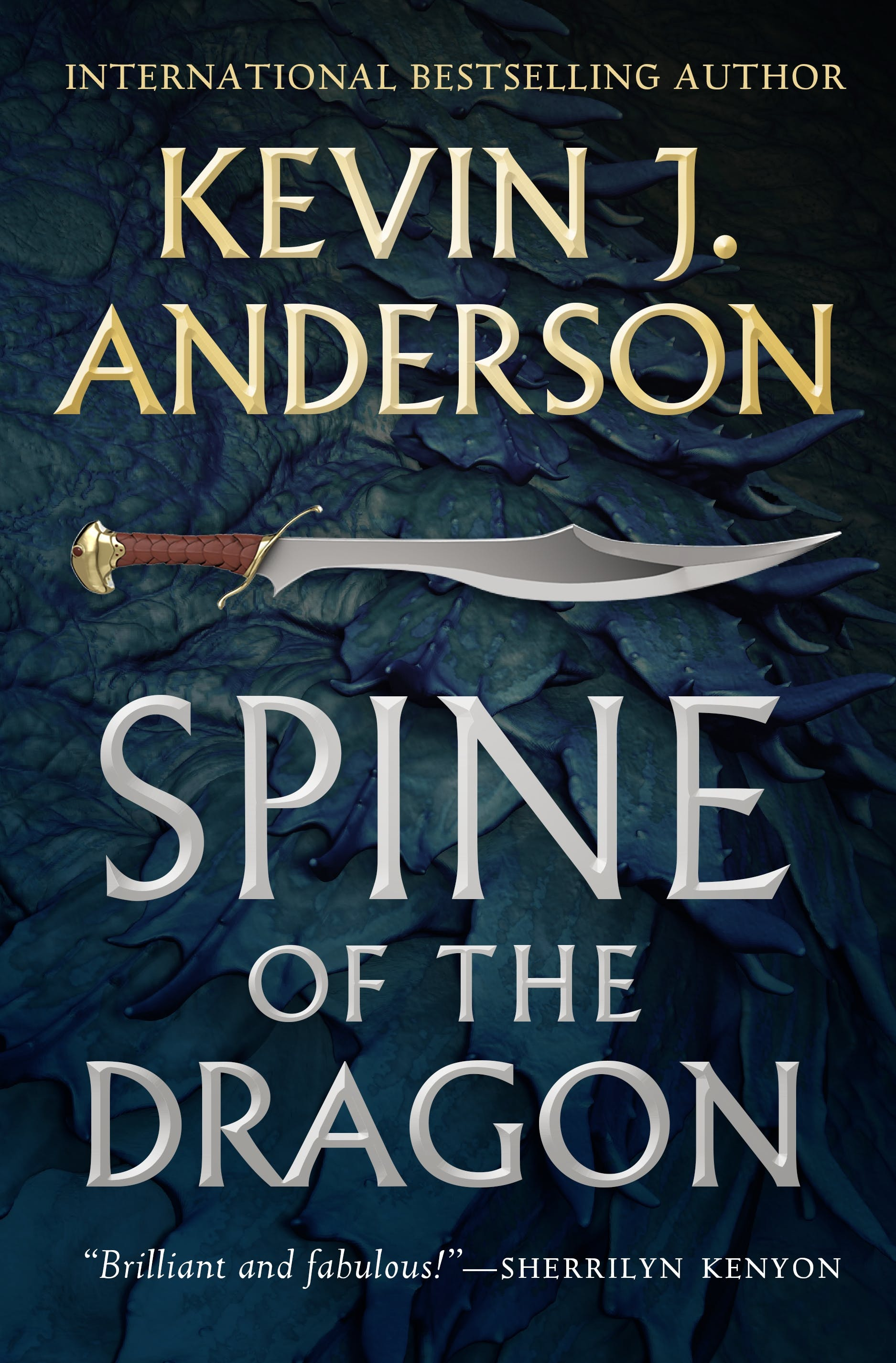 Image of Spine of the Dragon
