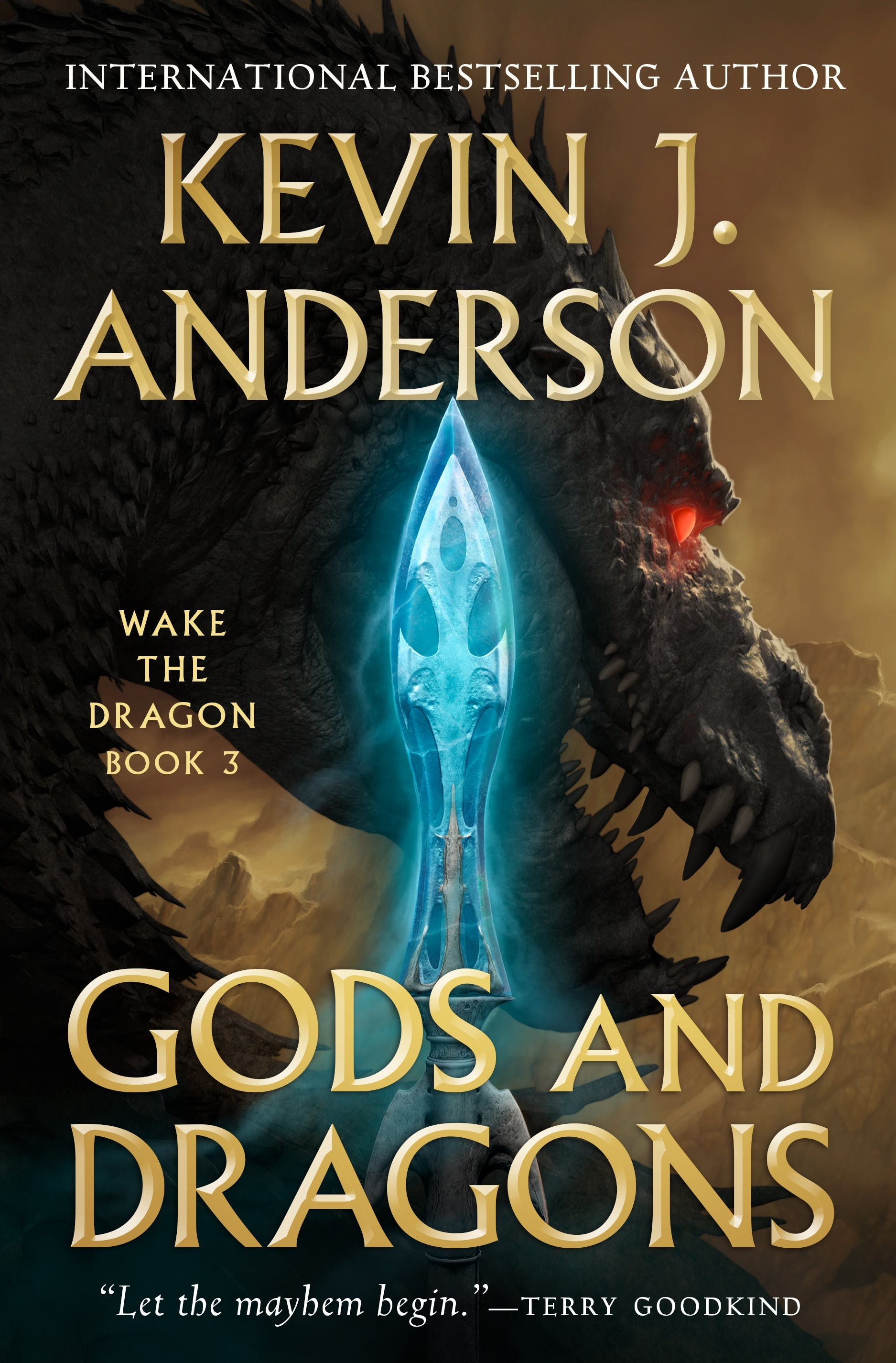 Image of Gods and Dragons