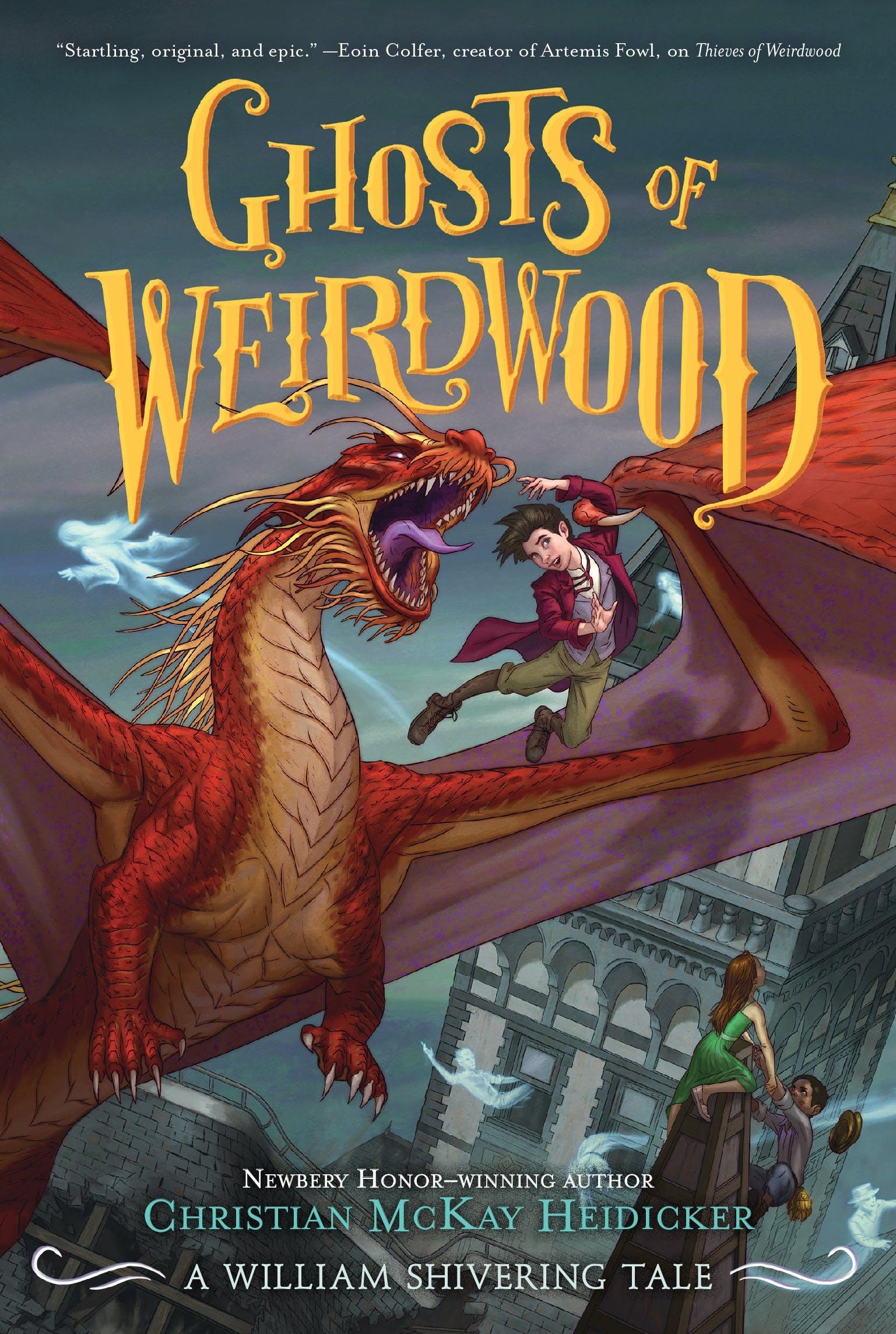 Image of Ghosts of Weirdwood