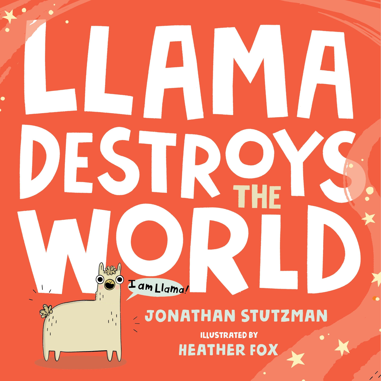 Image of Llama Destroys the World