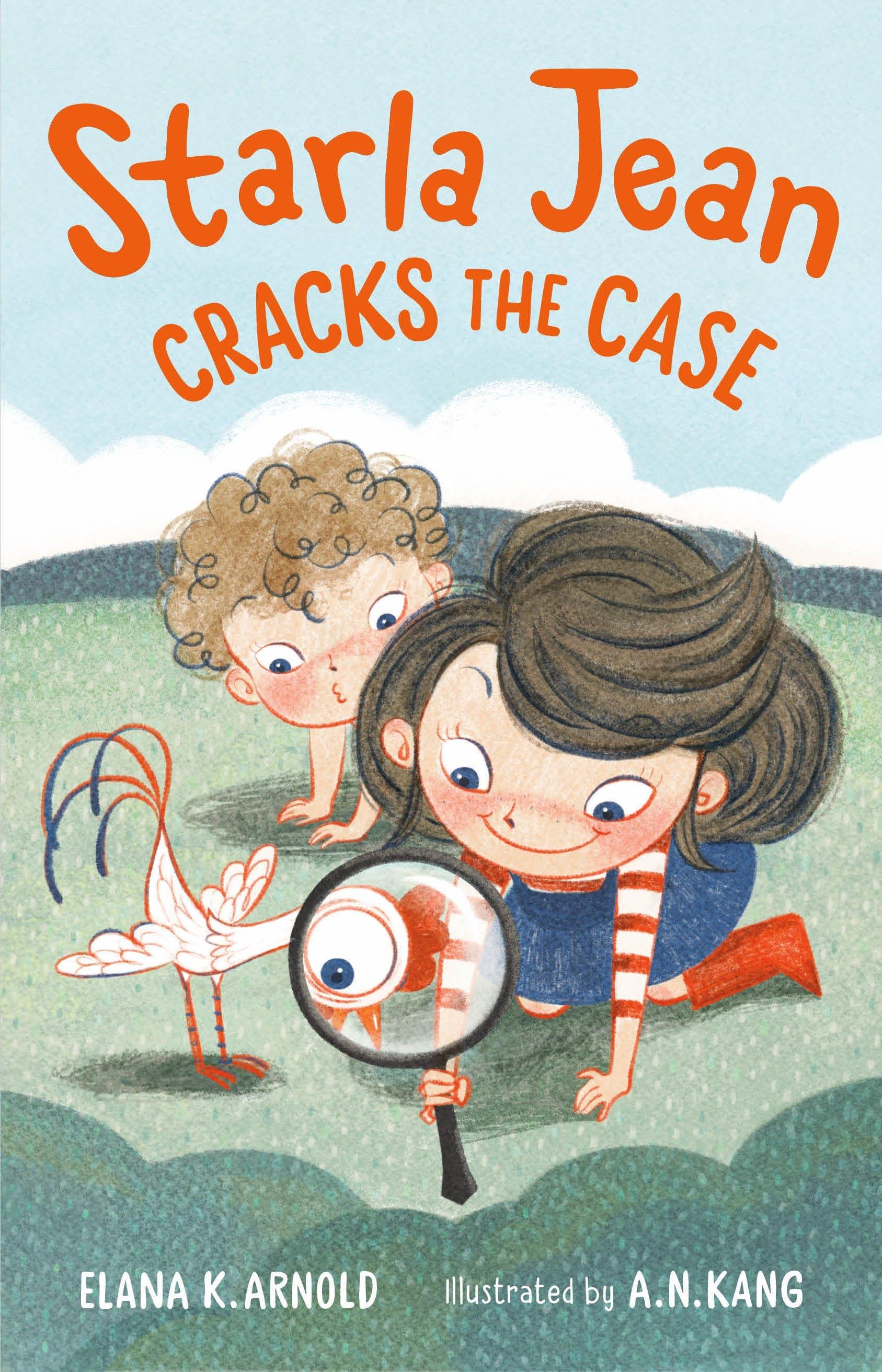 Image of Starla Jean Cracks the Case