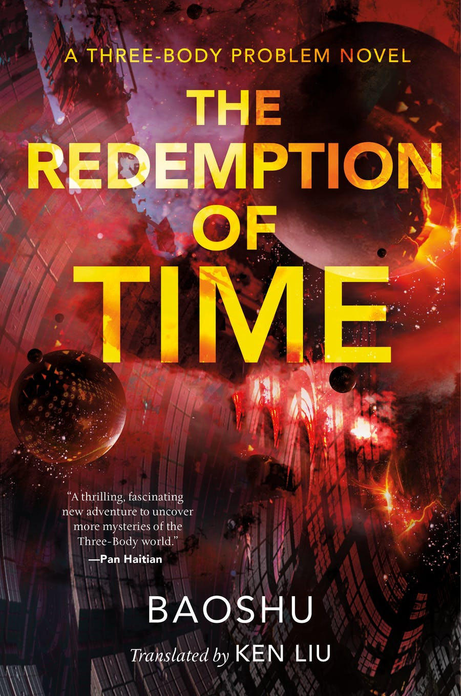 The Redemption of Time by Baoshu, Translated by Ken Liu