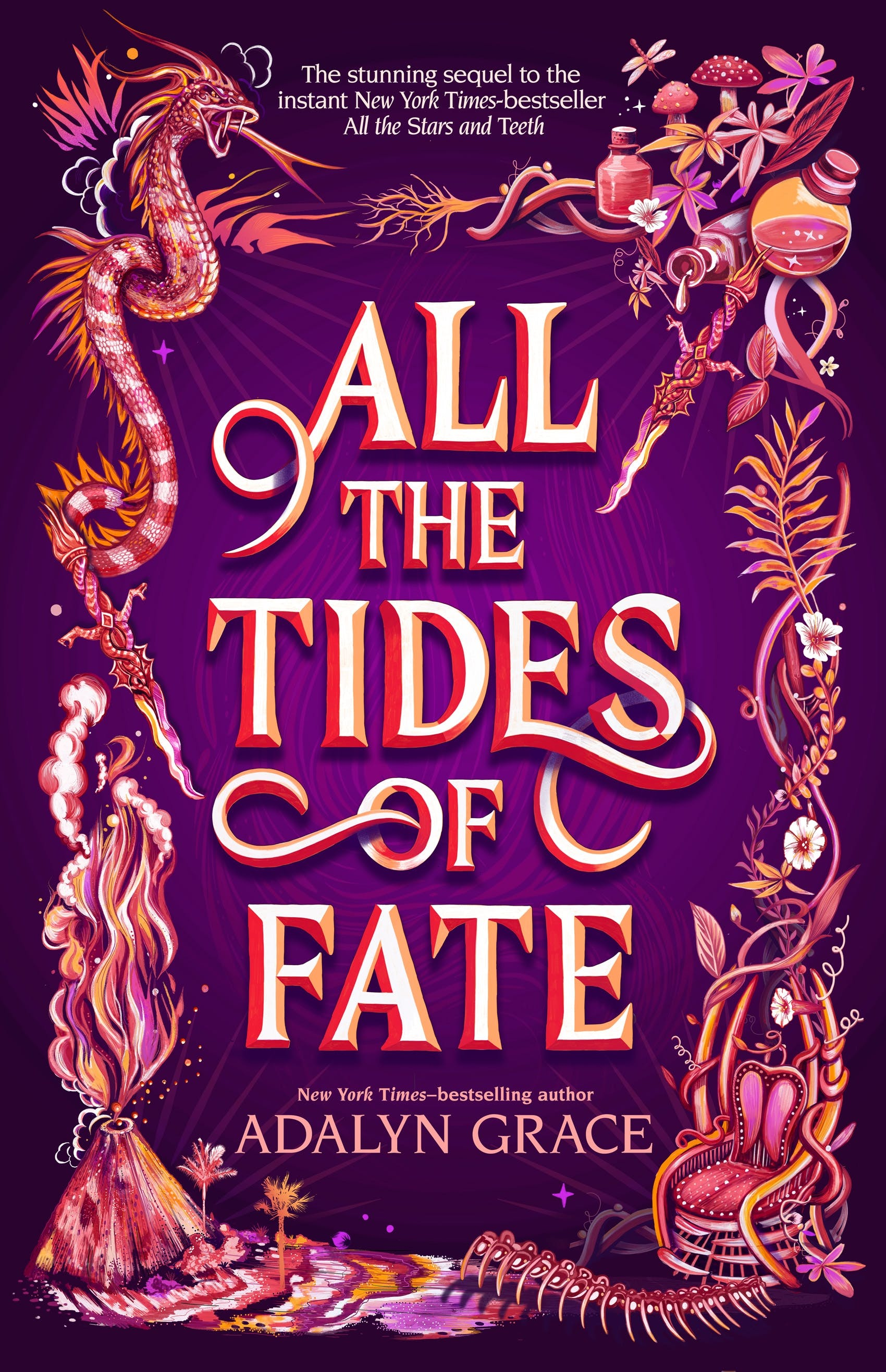 Image of All the Tides of Fate