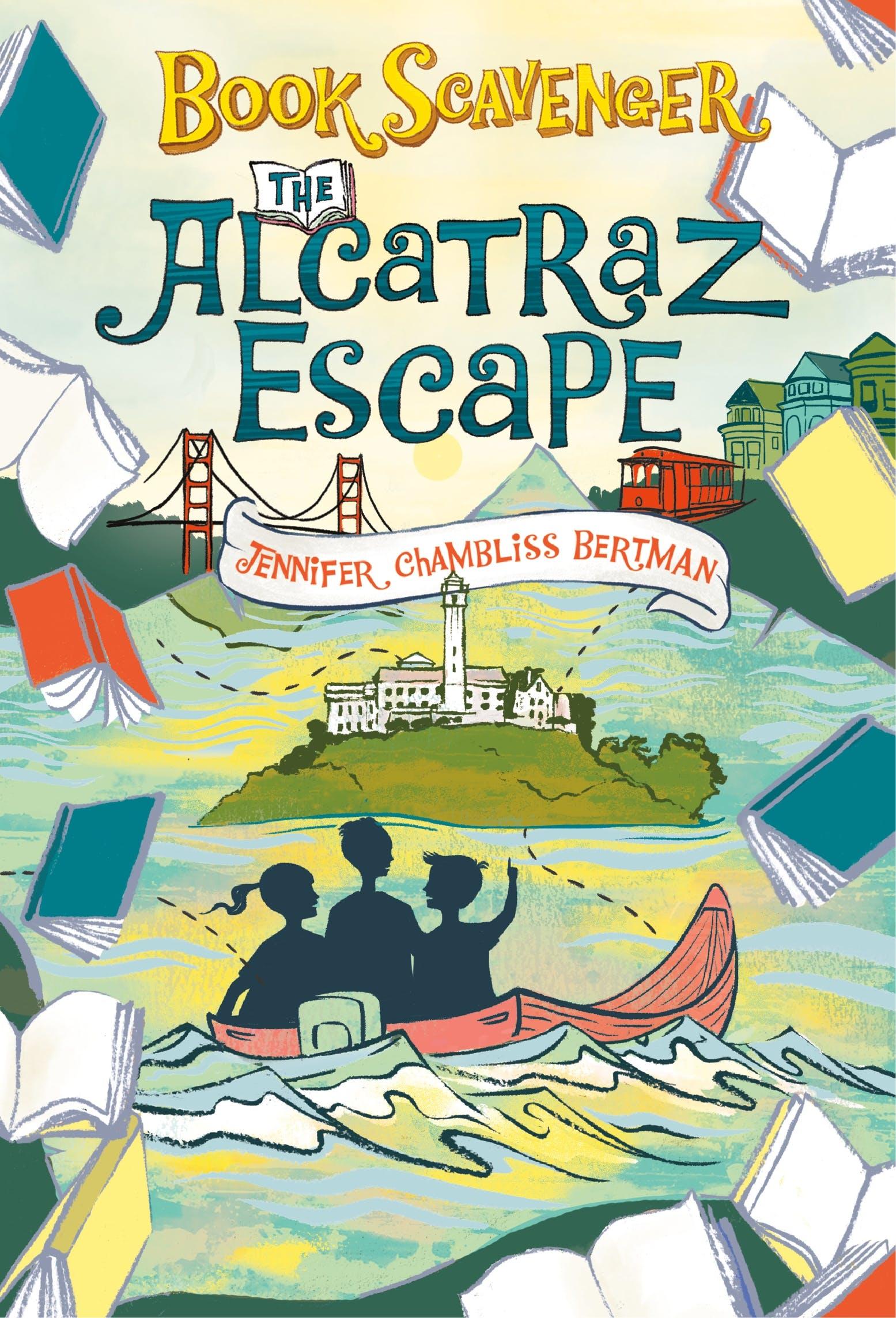Image of The Alcatraz Escape