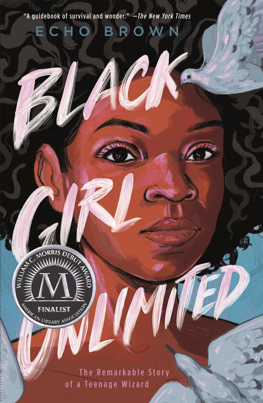 Black Girl Unlimited by Echo Brown