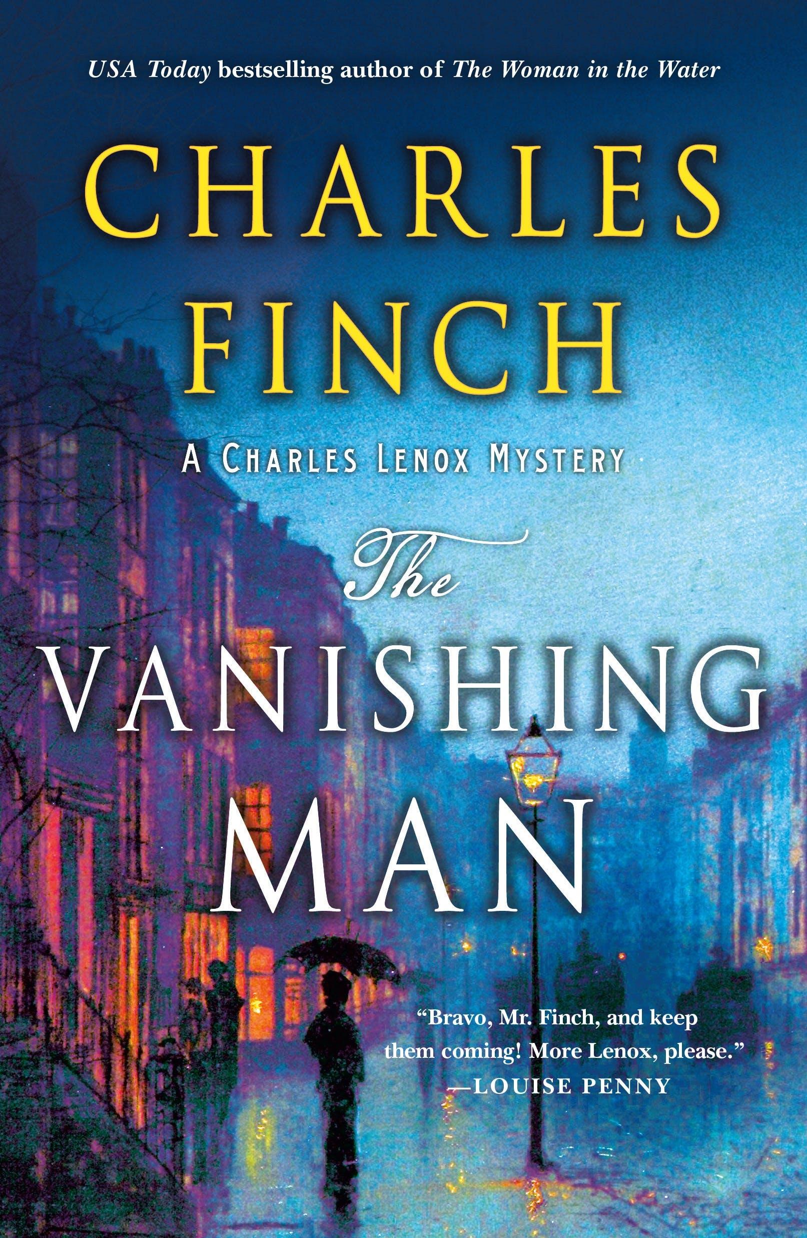 Image of The Vanishing Man