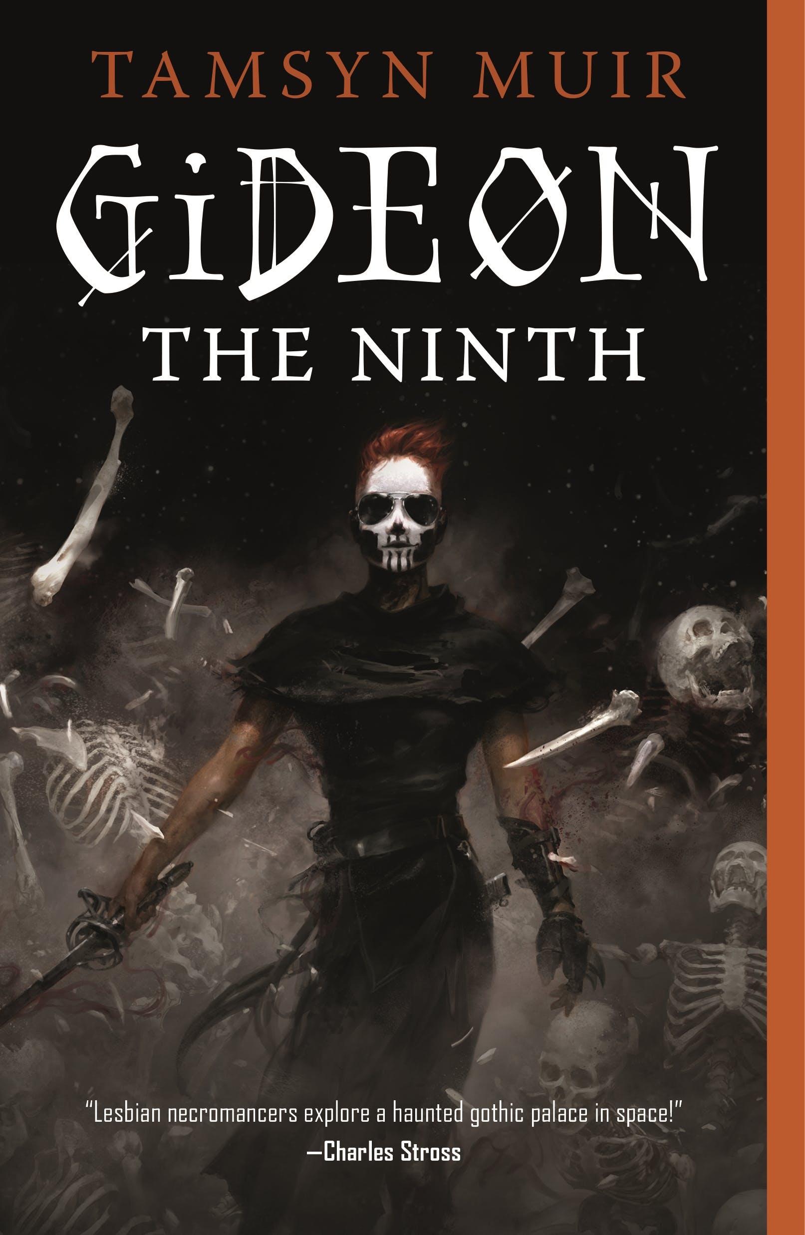 Image of Gideon the Ninth