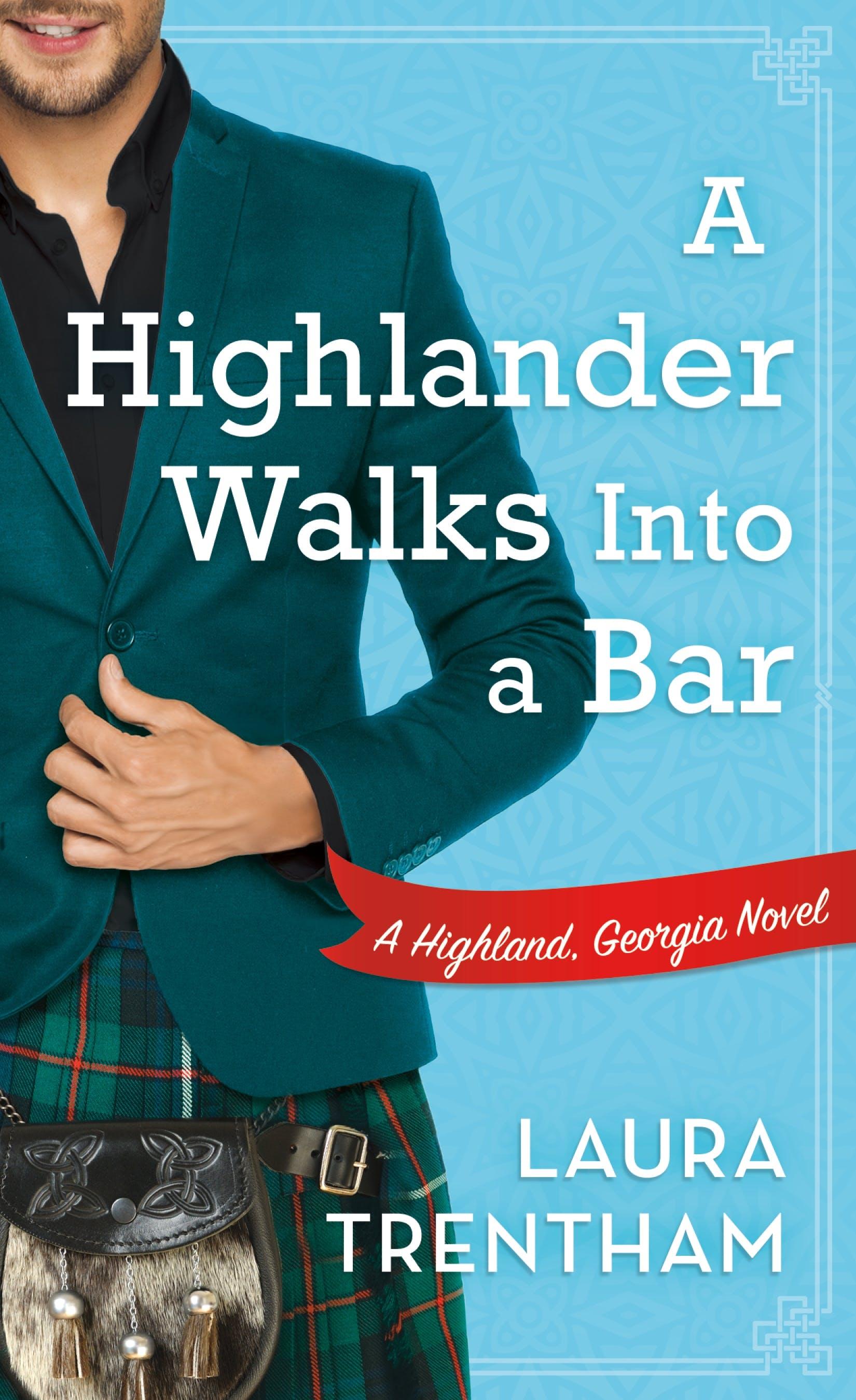 Image of A Highlander Walks into a Bar