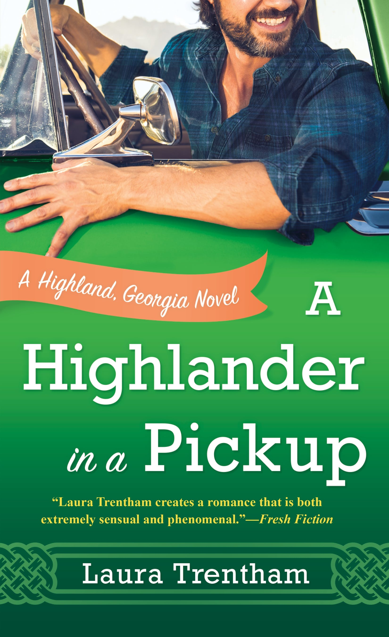 Image of A Highlander in a Pickup