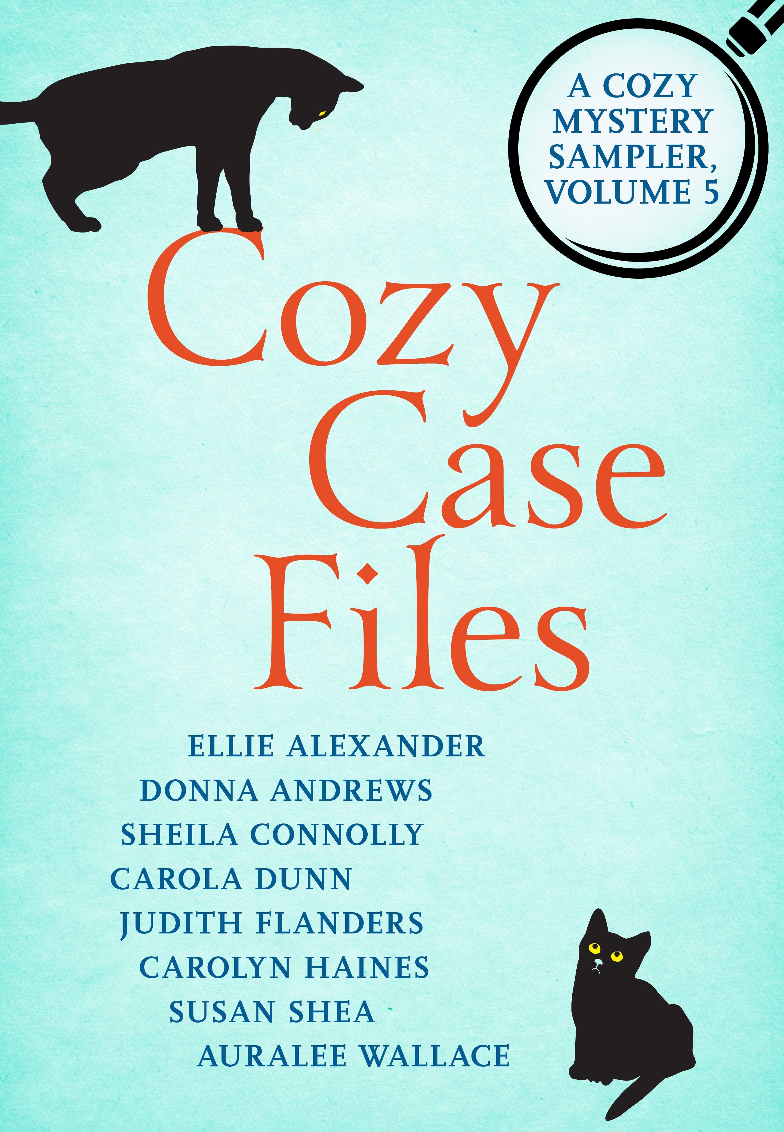 Image of Cozy Case Files: A Cozy Mystery Sampler, Volume 5