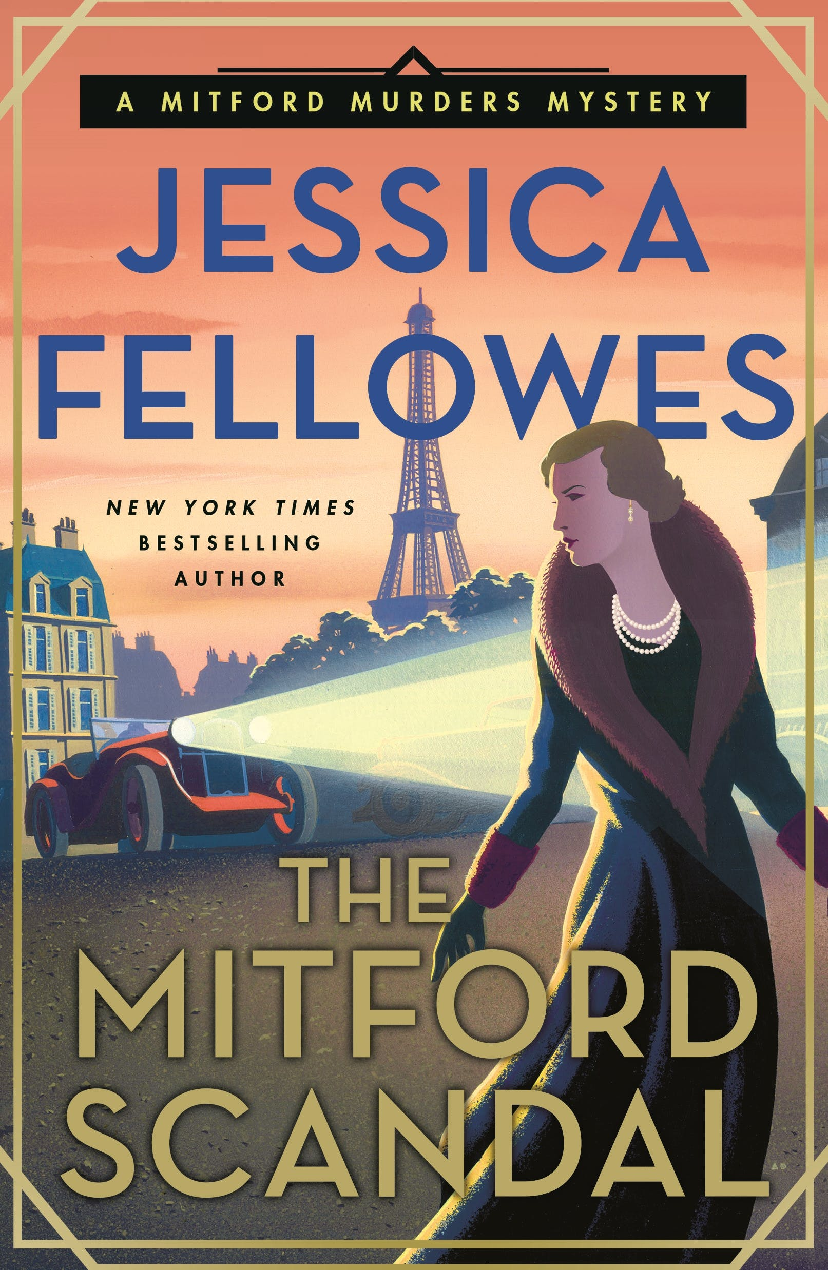Image of The Mitford Scandal