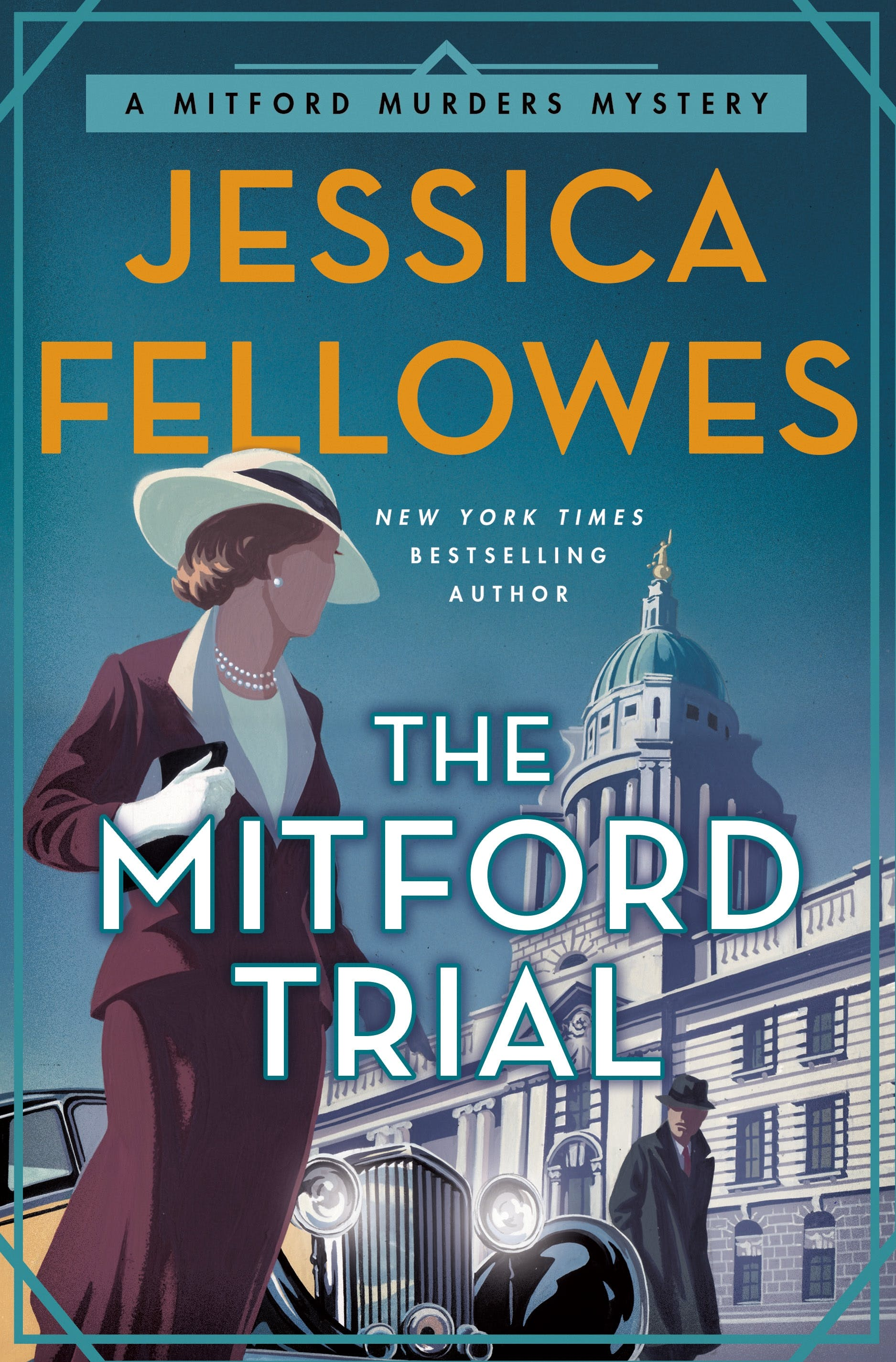 Image of The Mitford Trial