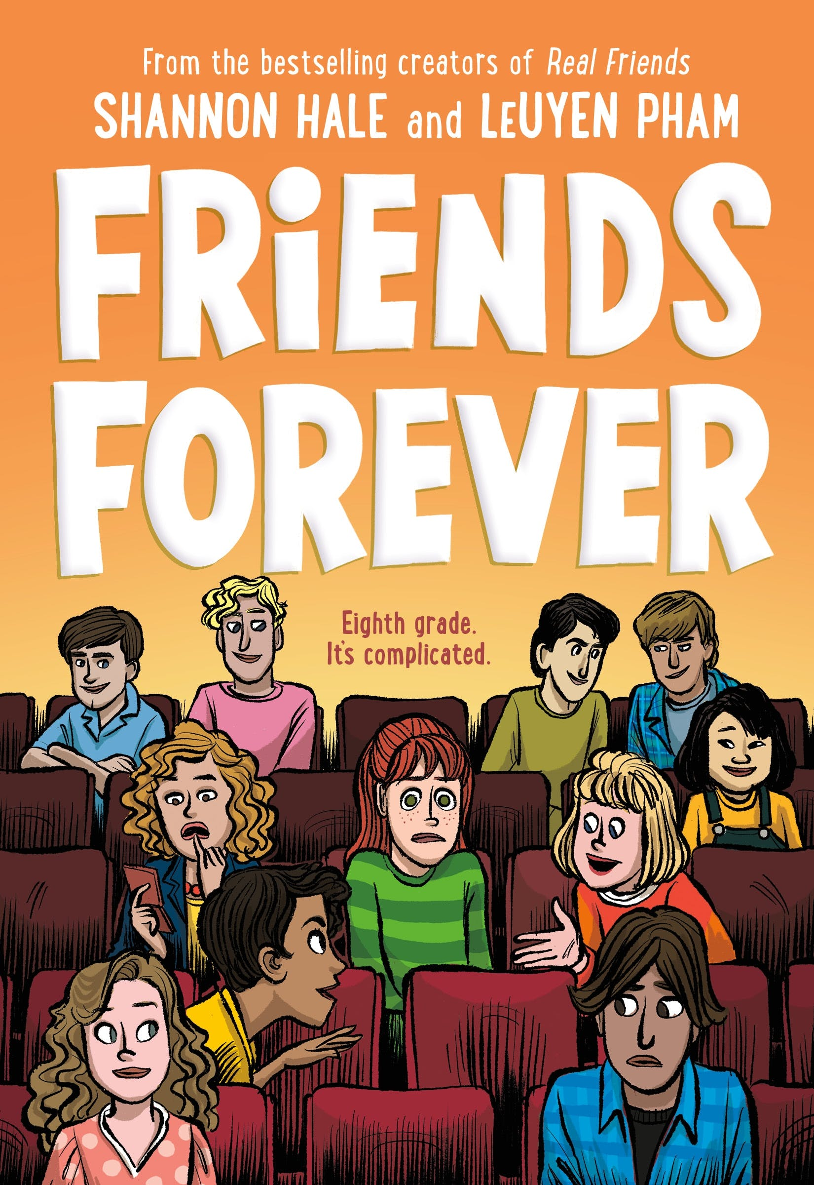 Image of Friends Forever