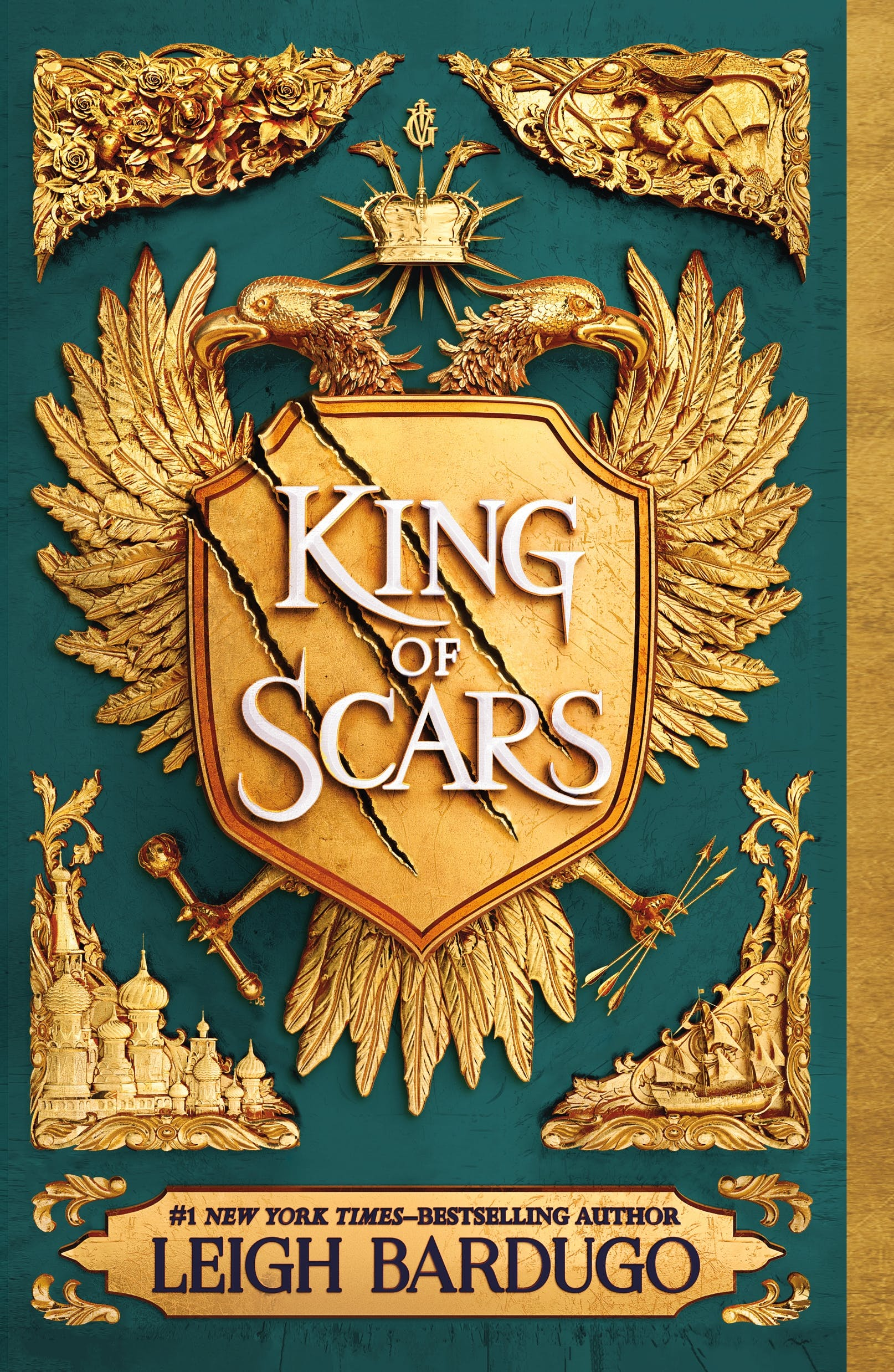 Image of King of Scars