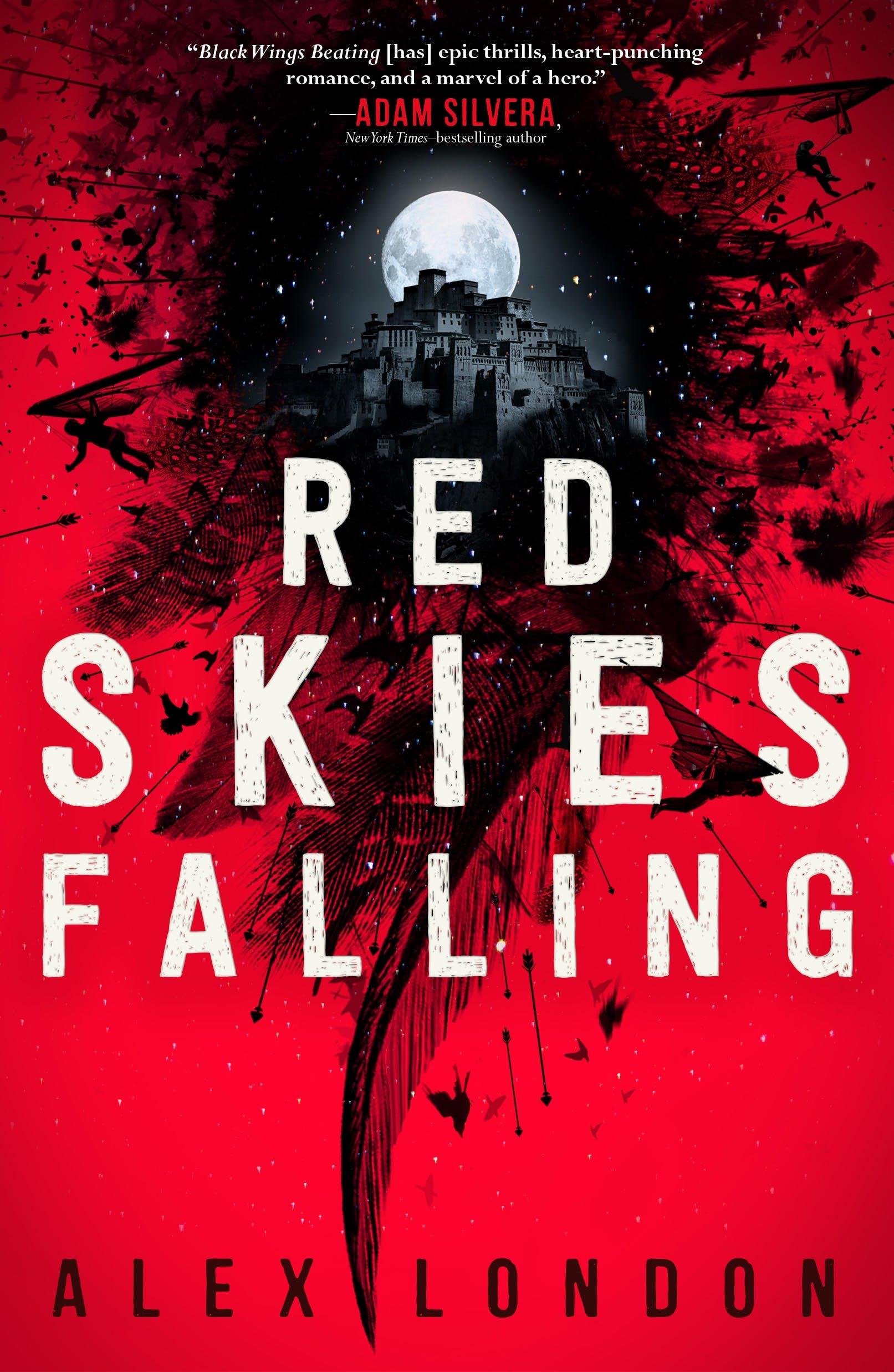Image of Red Skies Falling