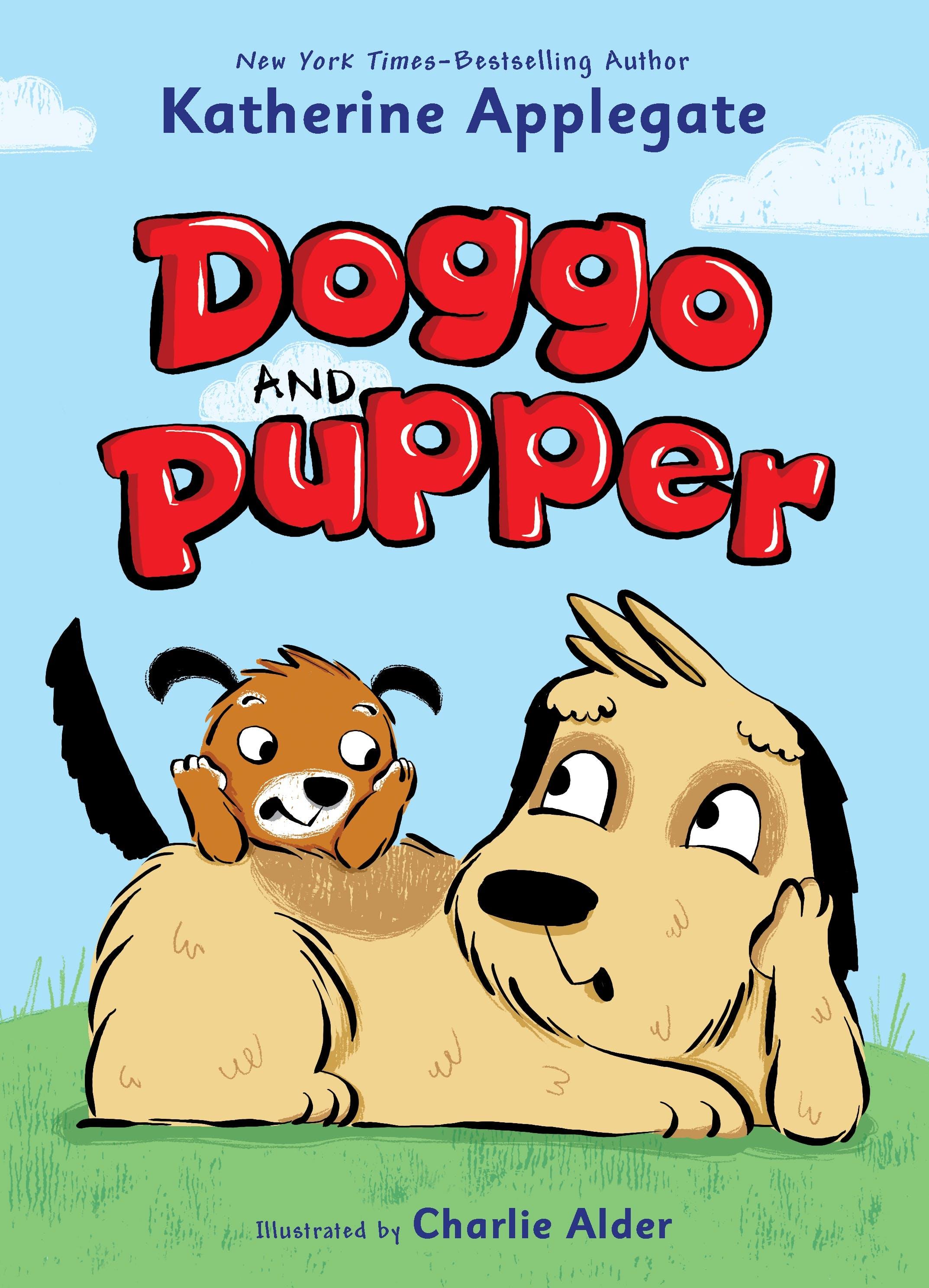 Image of Doggo and Pupper