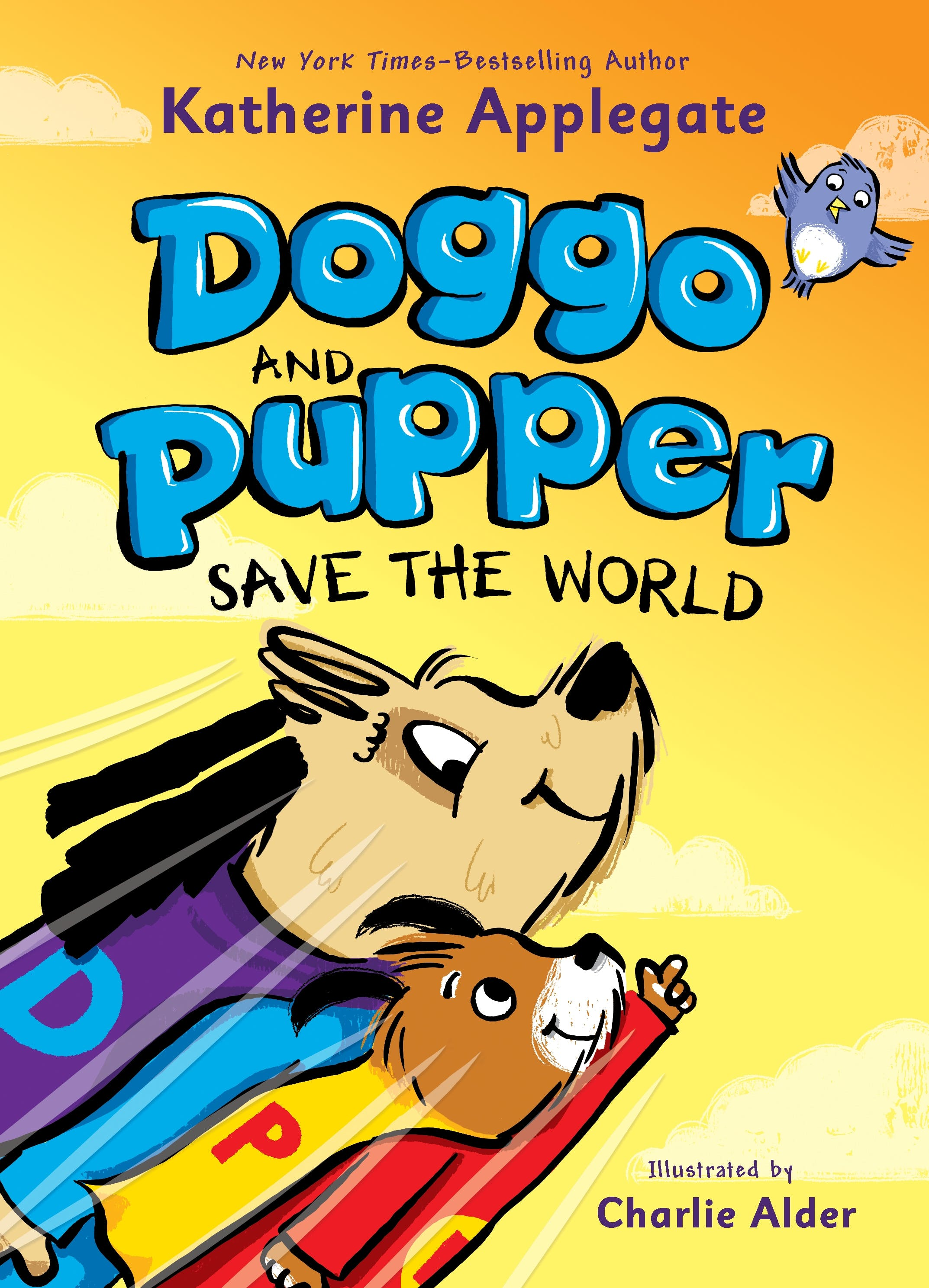 Image of Doggo and Pupper Save the World