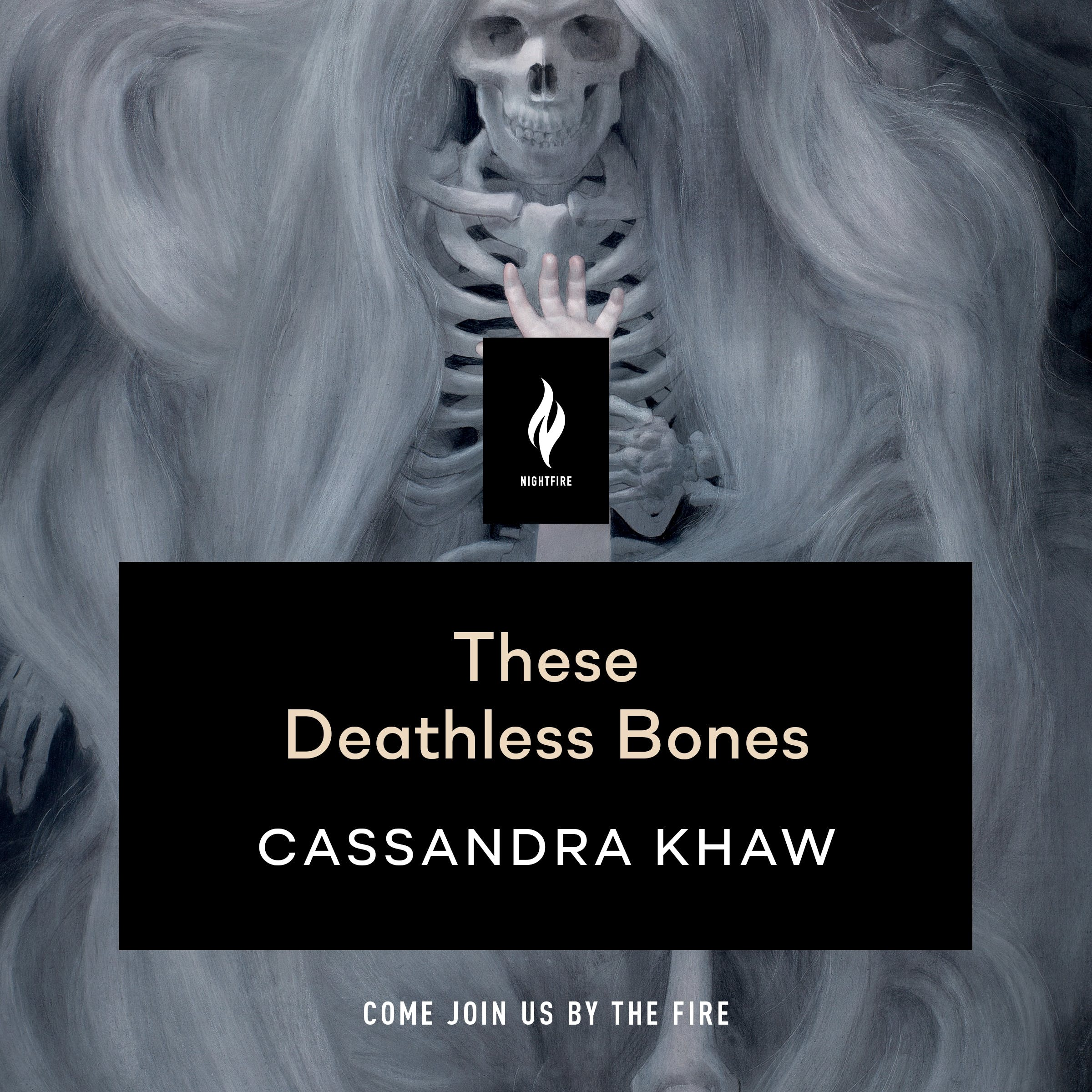 Image of These Deathless Bones