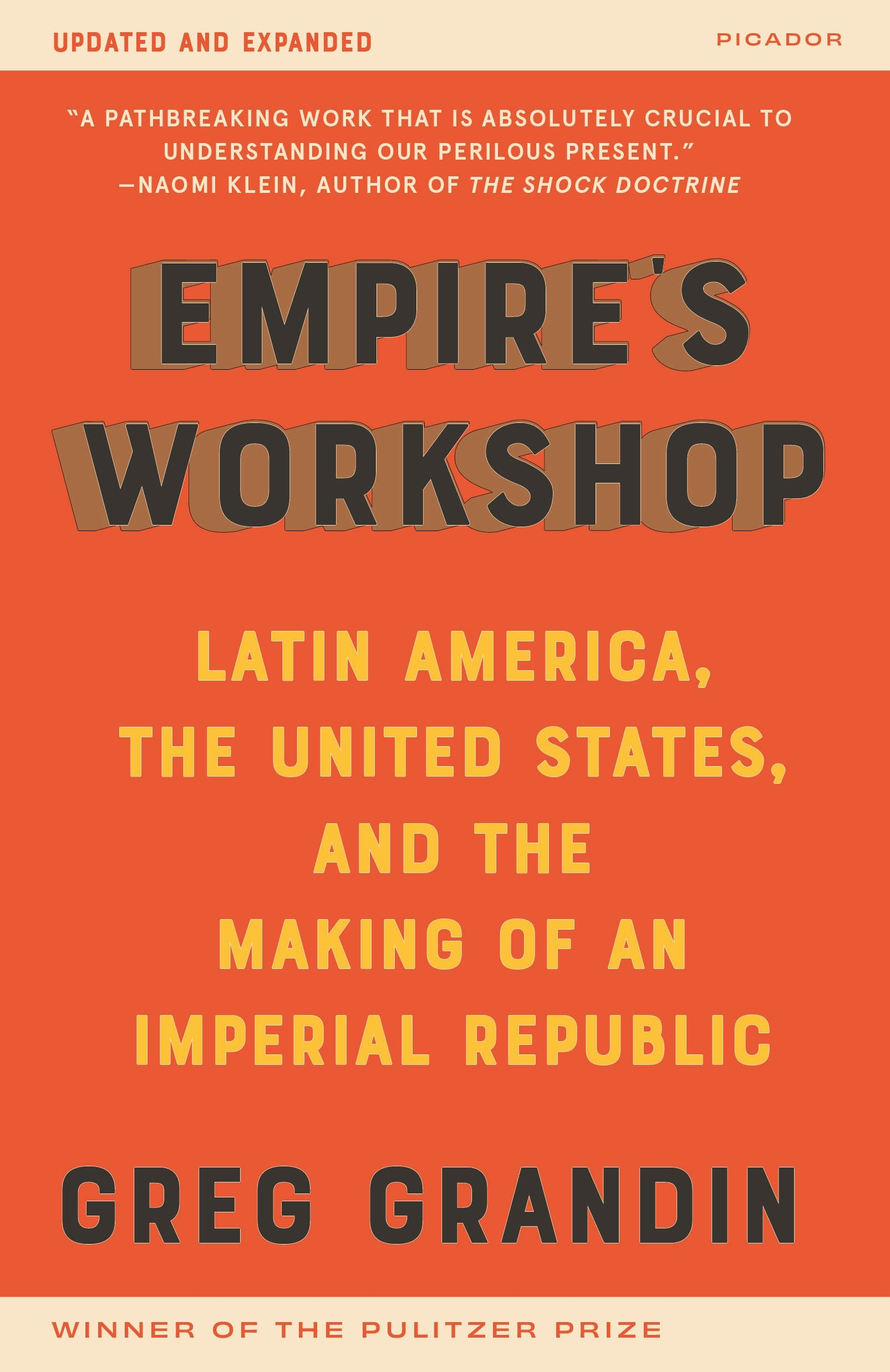 Image of Empire's Workshop (Updated and Expanded Edition)