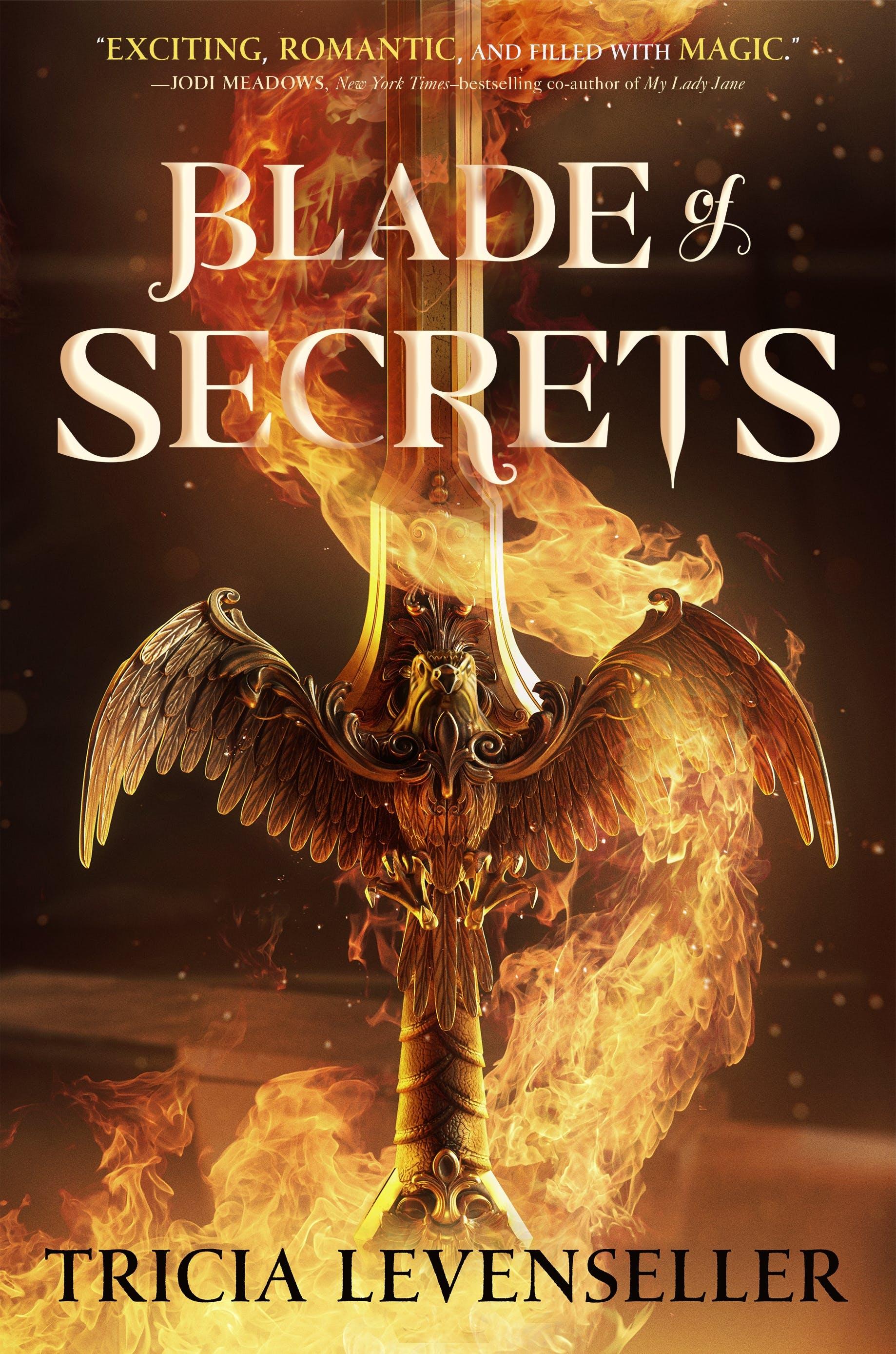 Image of Blade of Secrets