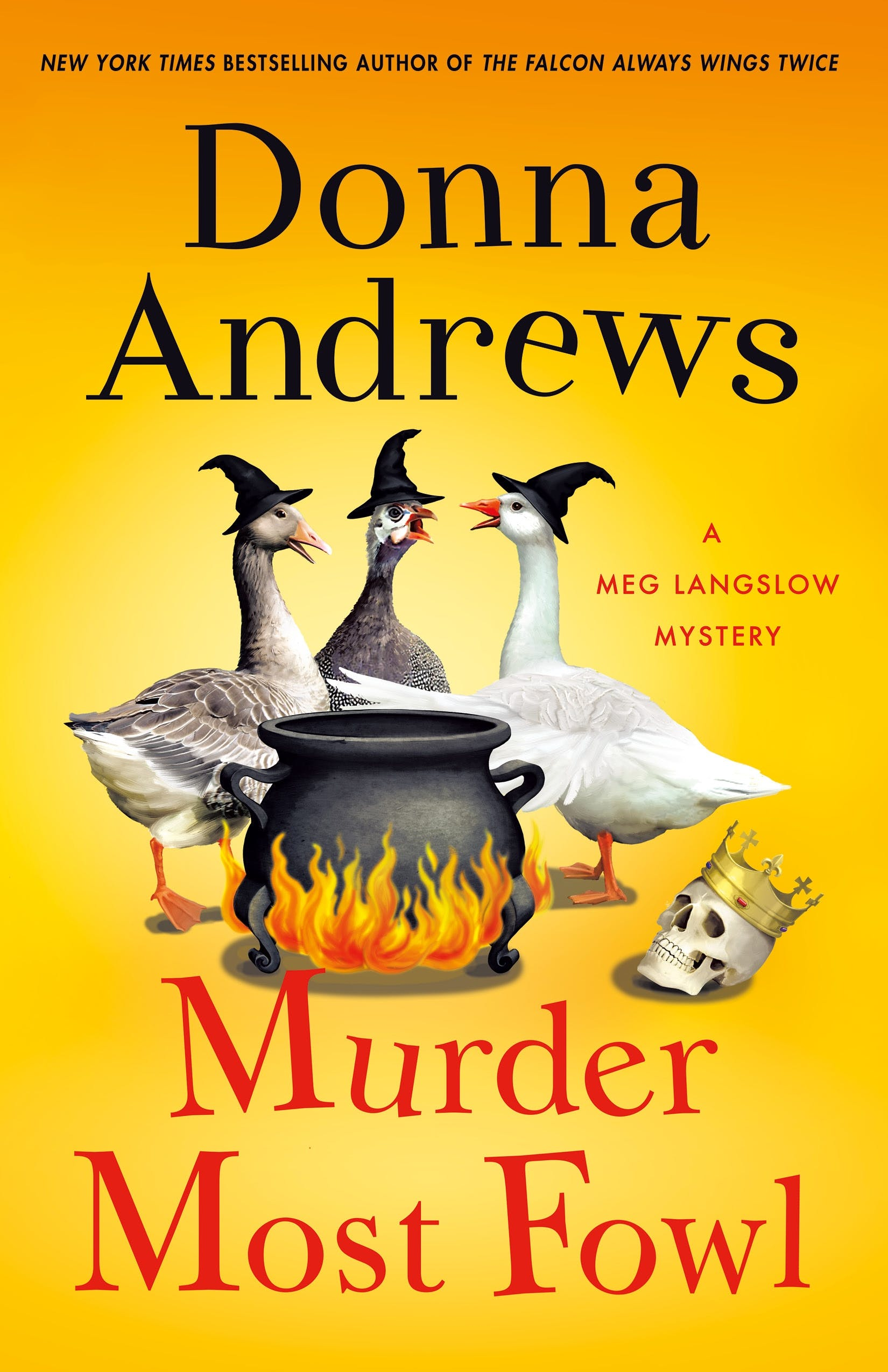 Image of Murder Most Fowl
